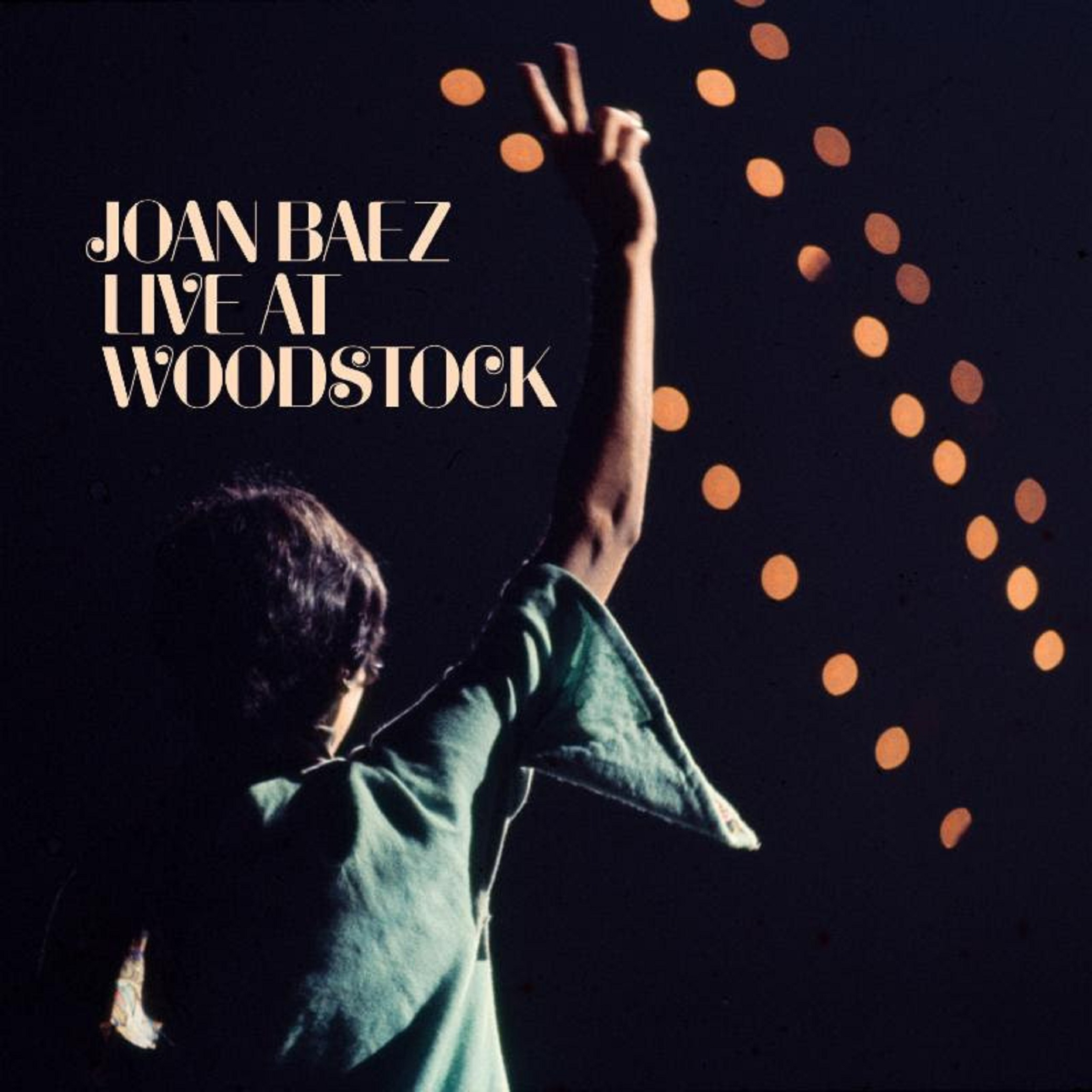 Craft Recordings releases Joan Baez 'Live At Woodstock' today (8/2)
