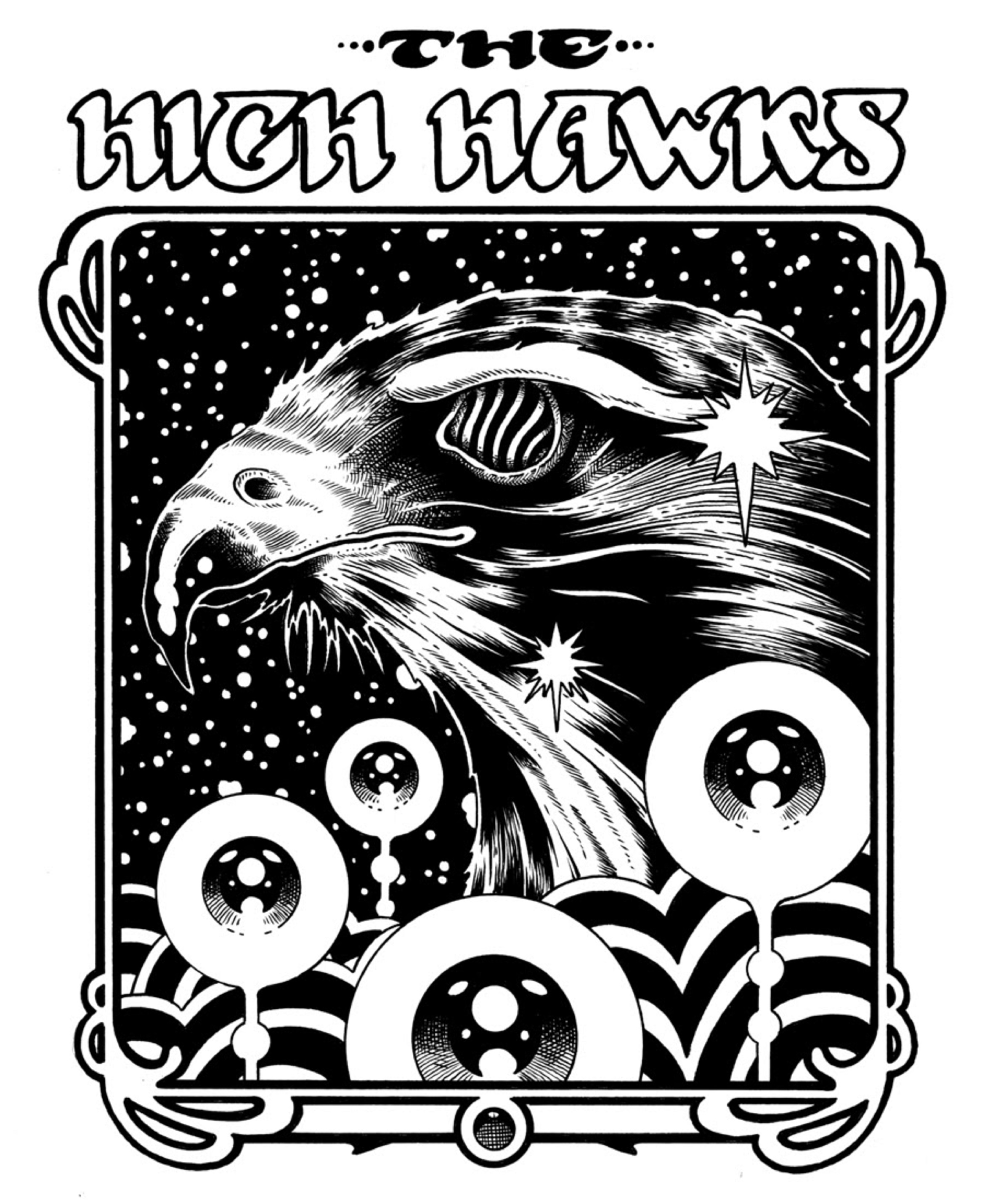 Introducing The High Hawks, Announcing Tour Dates