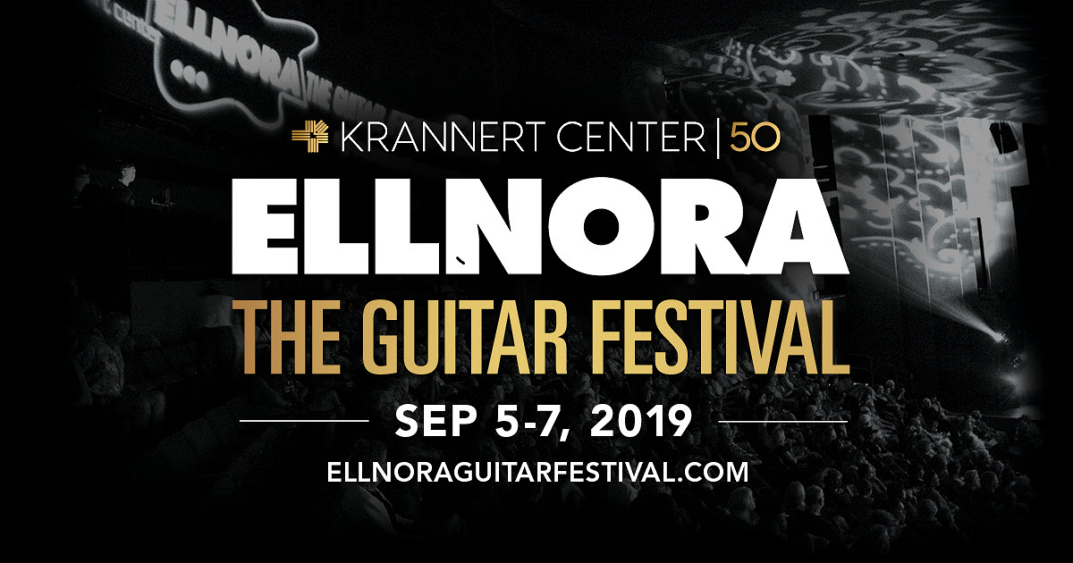 ELLNORA | The Guitar Festival Opening Night with Toko Telo, Bombino, and Samantha Fish with Luther Dickenson