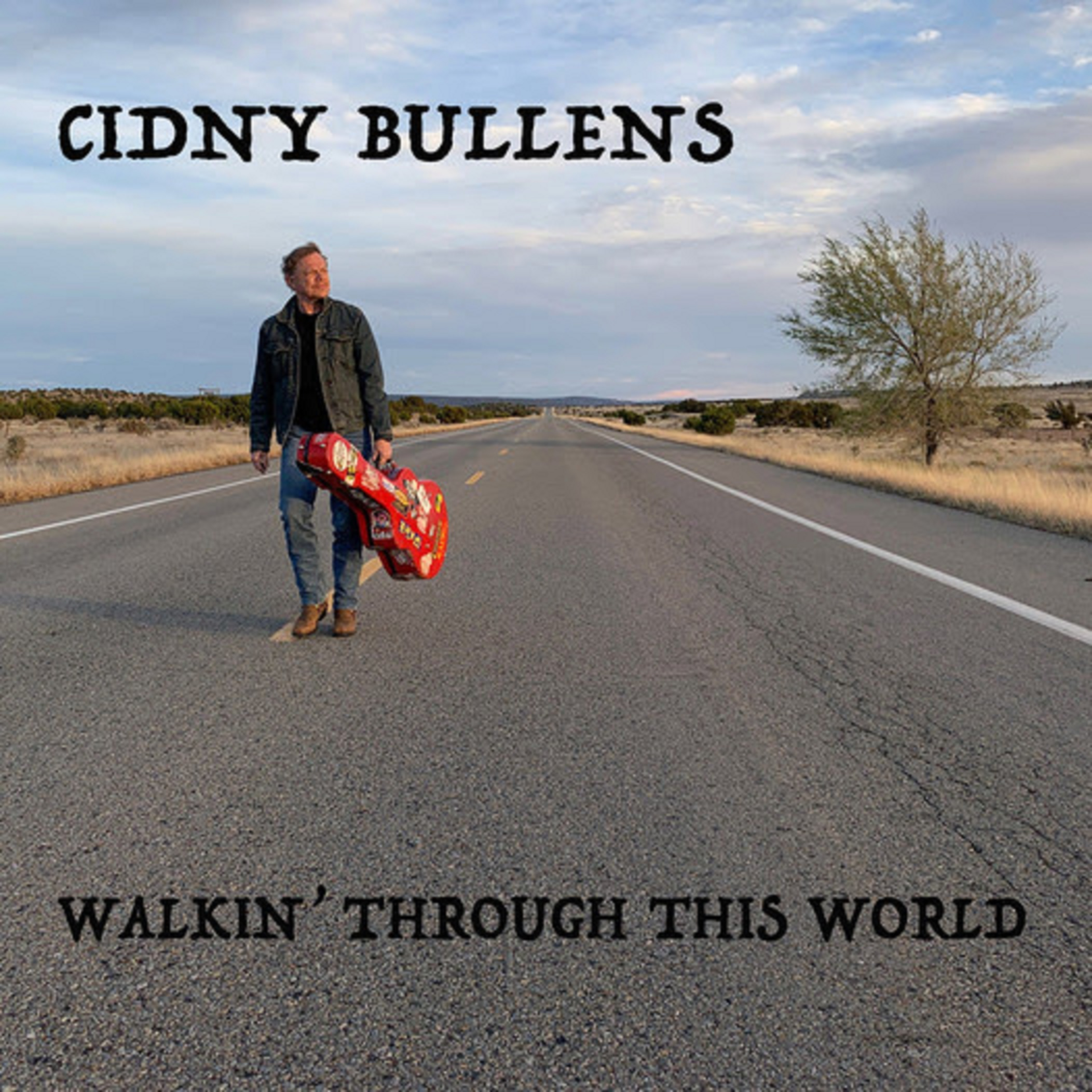 Cidny Bullens' 'Walkin' Through This World' set for August 21st release