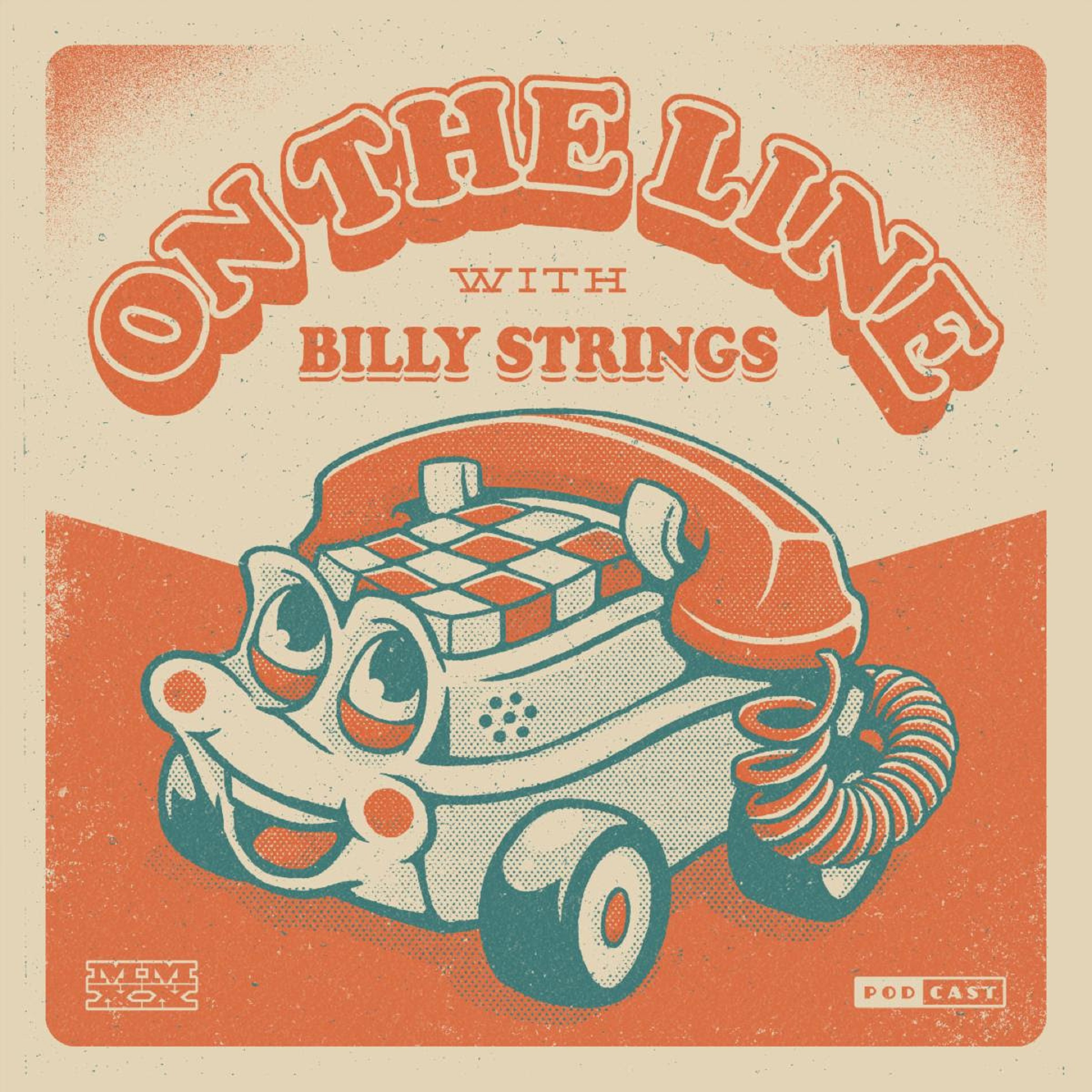 Billy Strings invites fans to listen in on his conversations