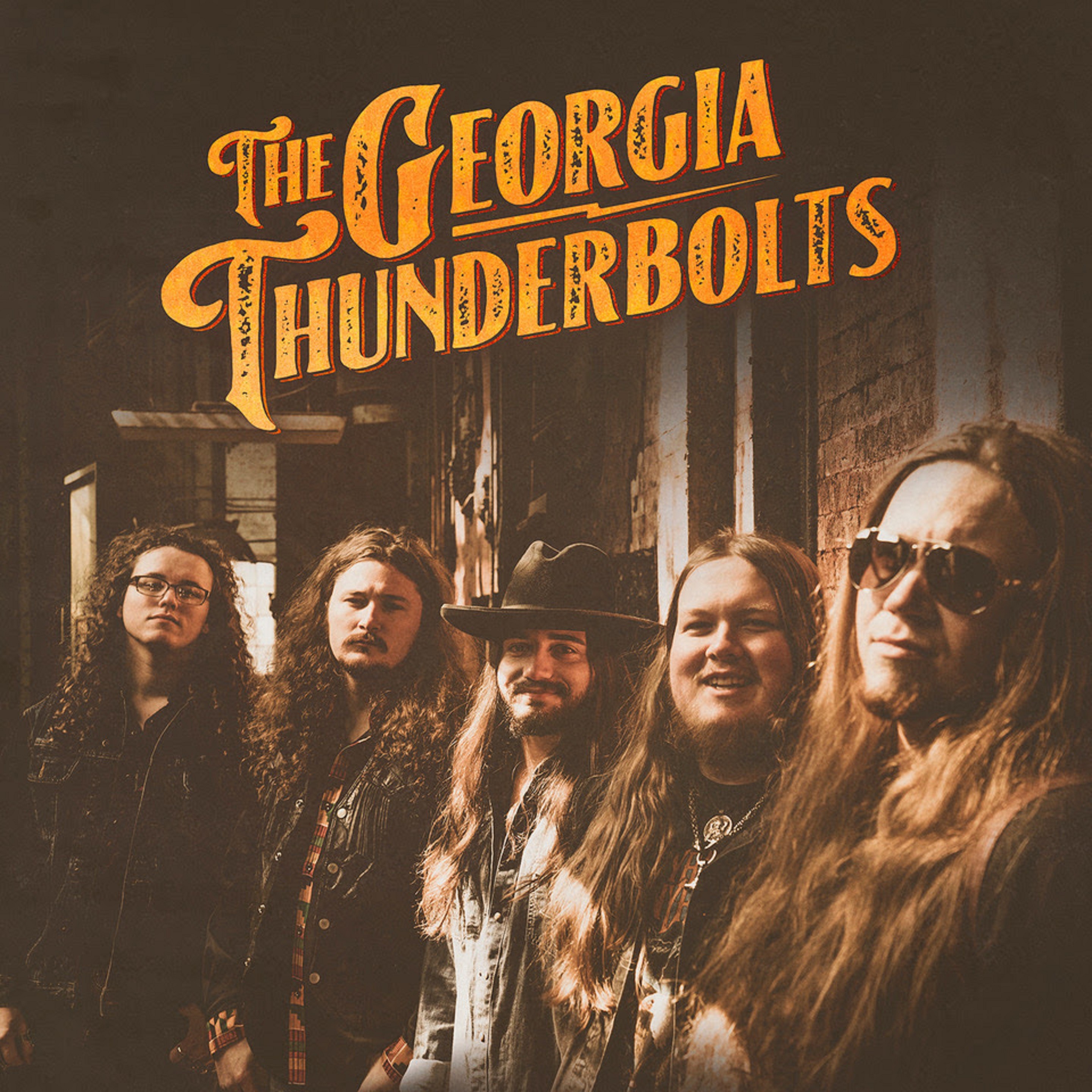 The Georgia Thunderbolts – Debut Album