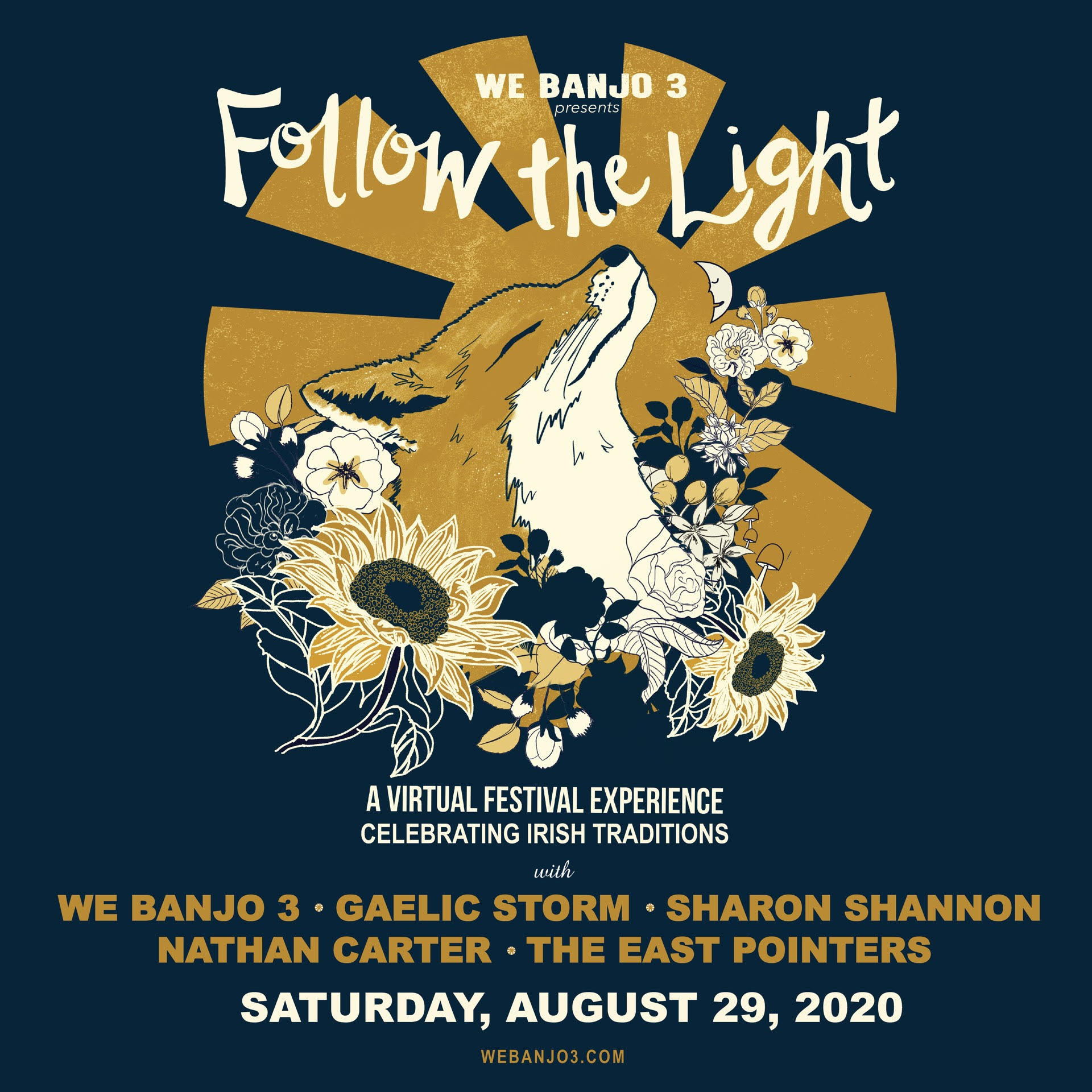 Follow The Light Virtual Music Festival Announced For Aug 29th, 2020