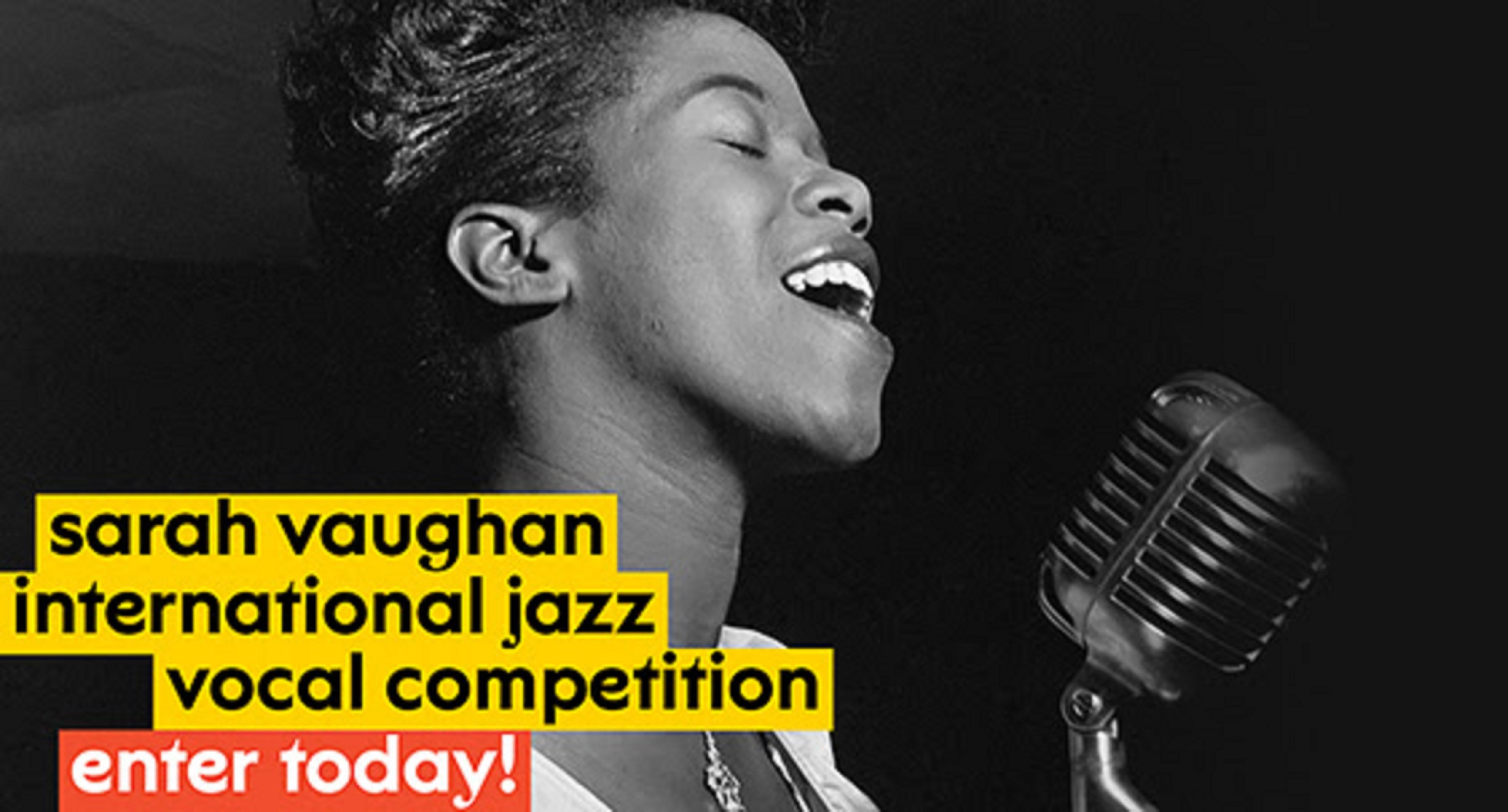 Sarah Vaughan International Jazz Vocal Competition