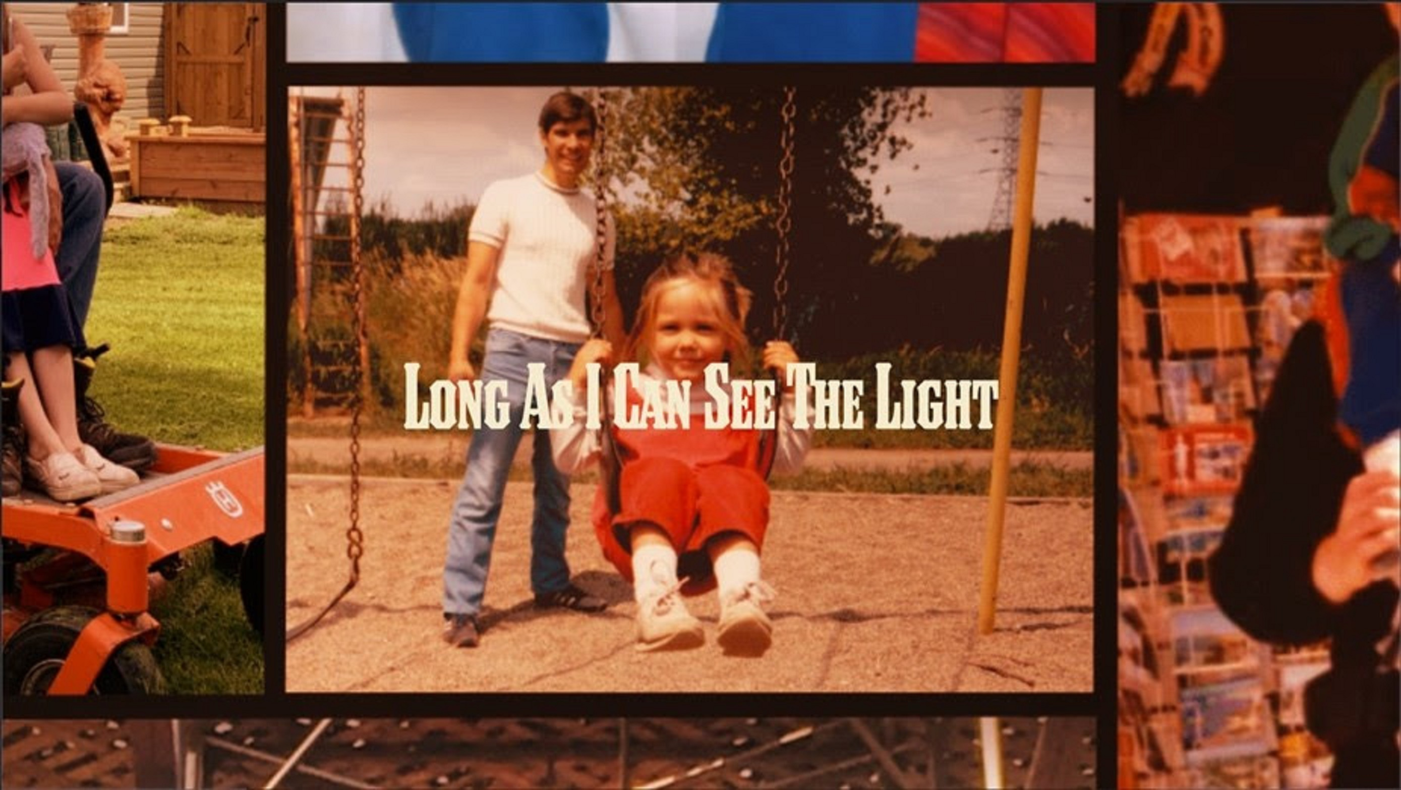 "New music video for CCR's ""Long As I Can See The Light"" launches today"