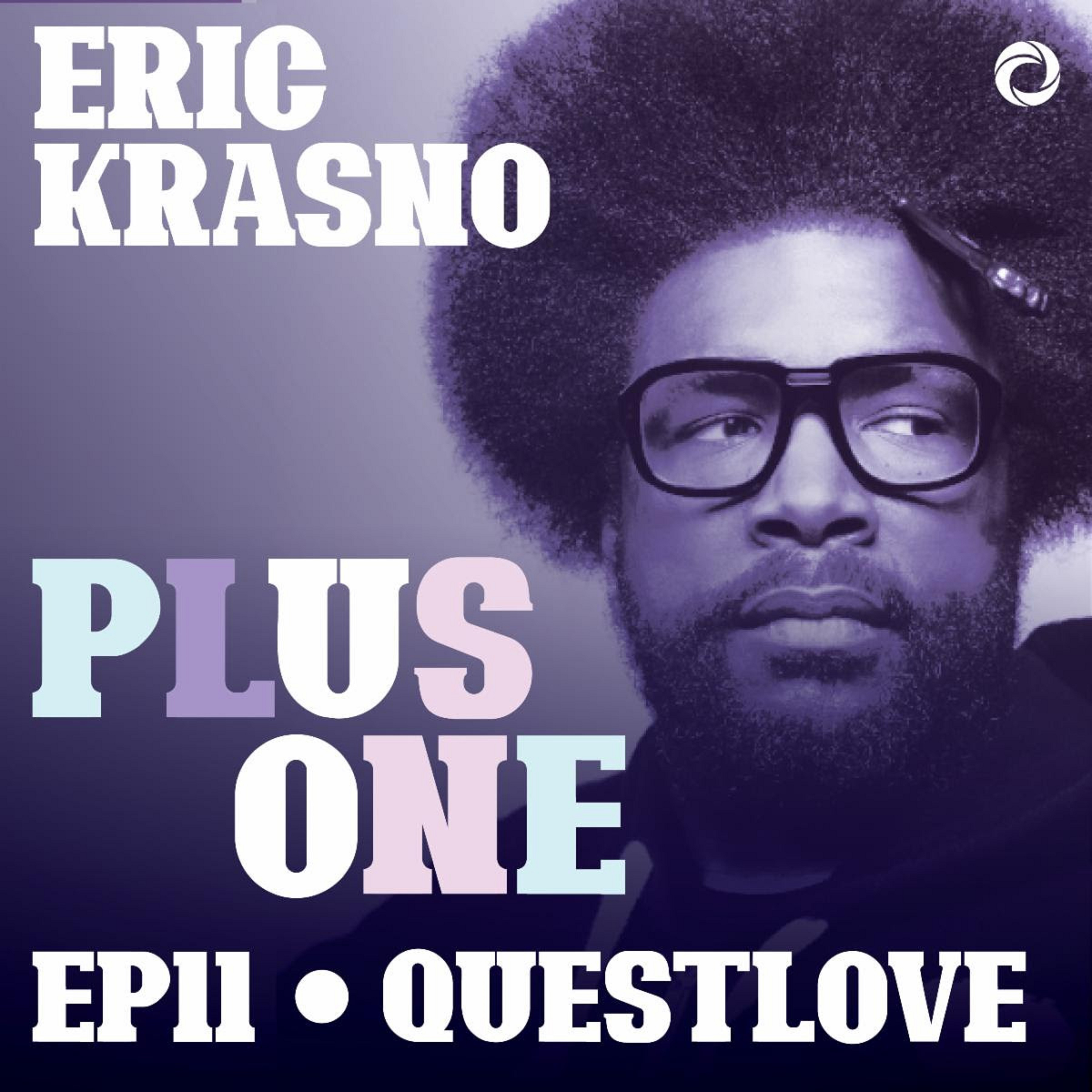Questlove discusses writing new book, discovering Prince and more with Eric Krasno on new podcast