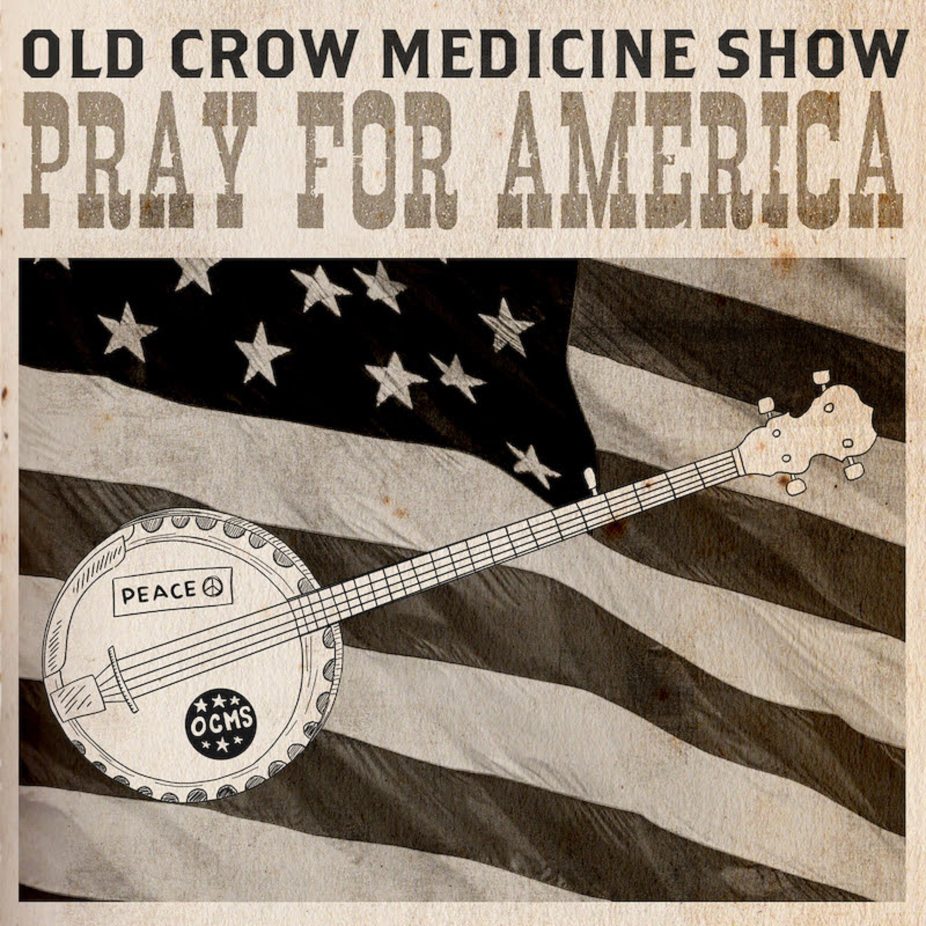 Old Crow Medicine Show Releases A New Song For Troubled Times