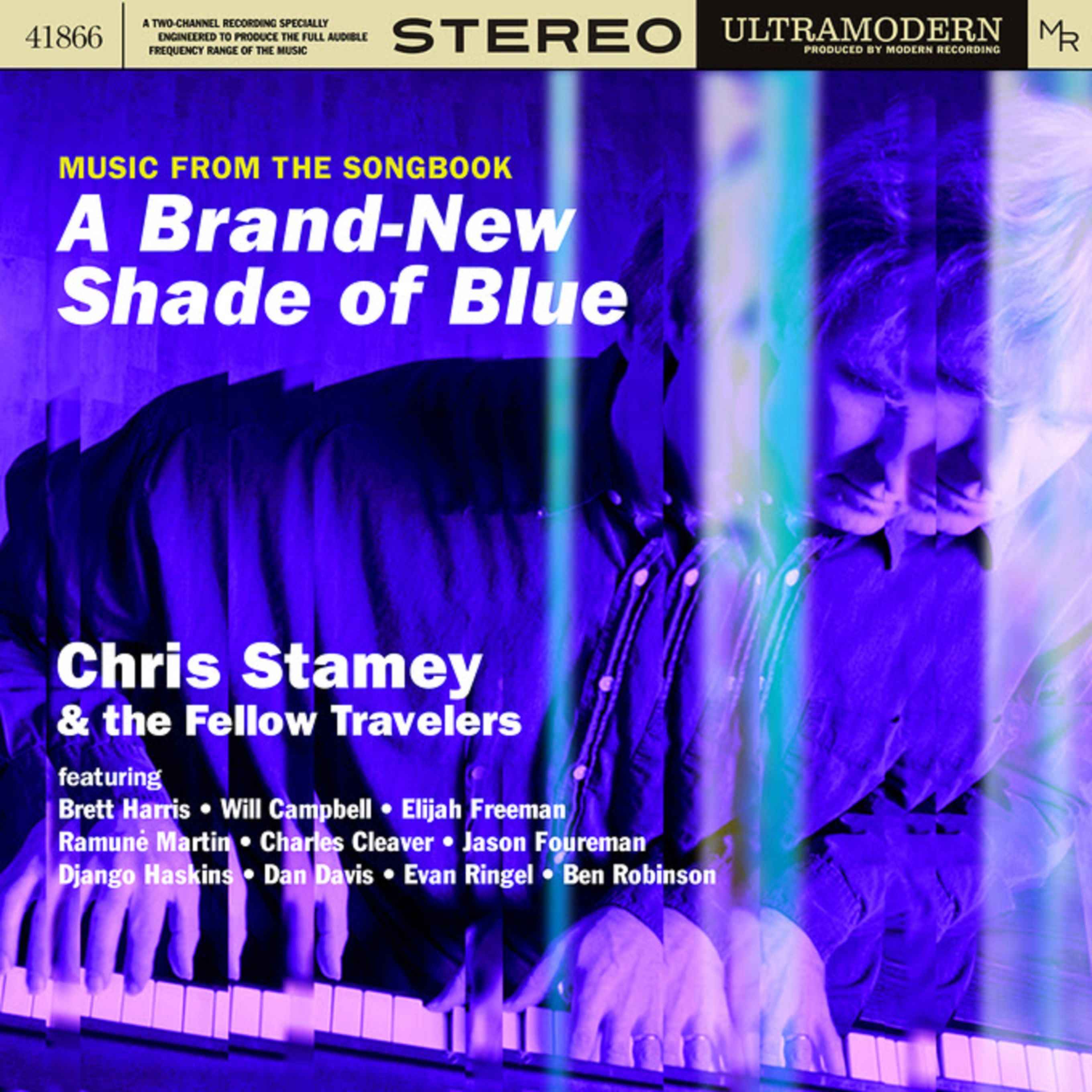 Chris Stamey & the Fellow Travelers' 'A Brand New Shade of Blue