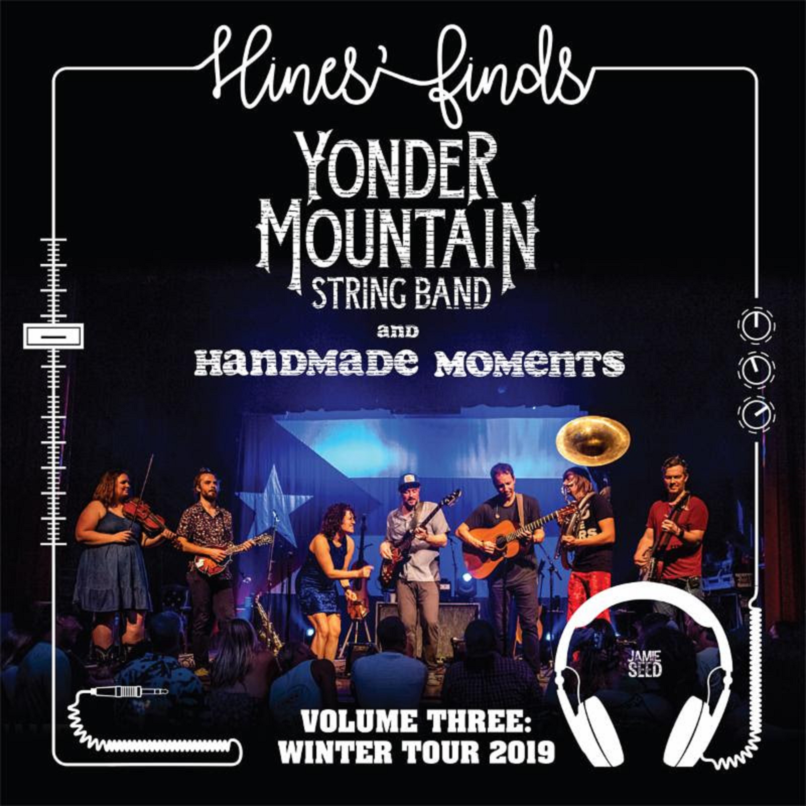 Yonder Mountain String Band To Release Third Live EP