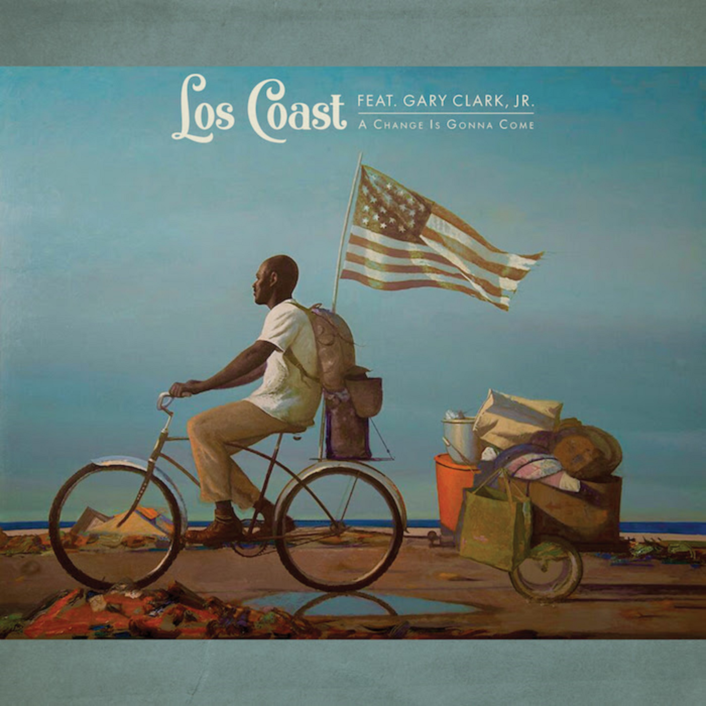 "Los Coast ft. Gary Clark Jr. Release ""A Change Is Gonna Come"" Benefiting DAWA"