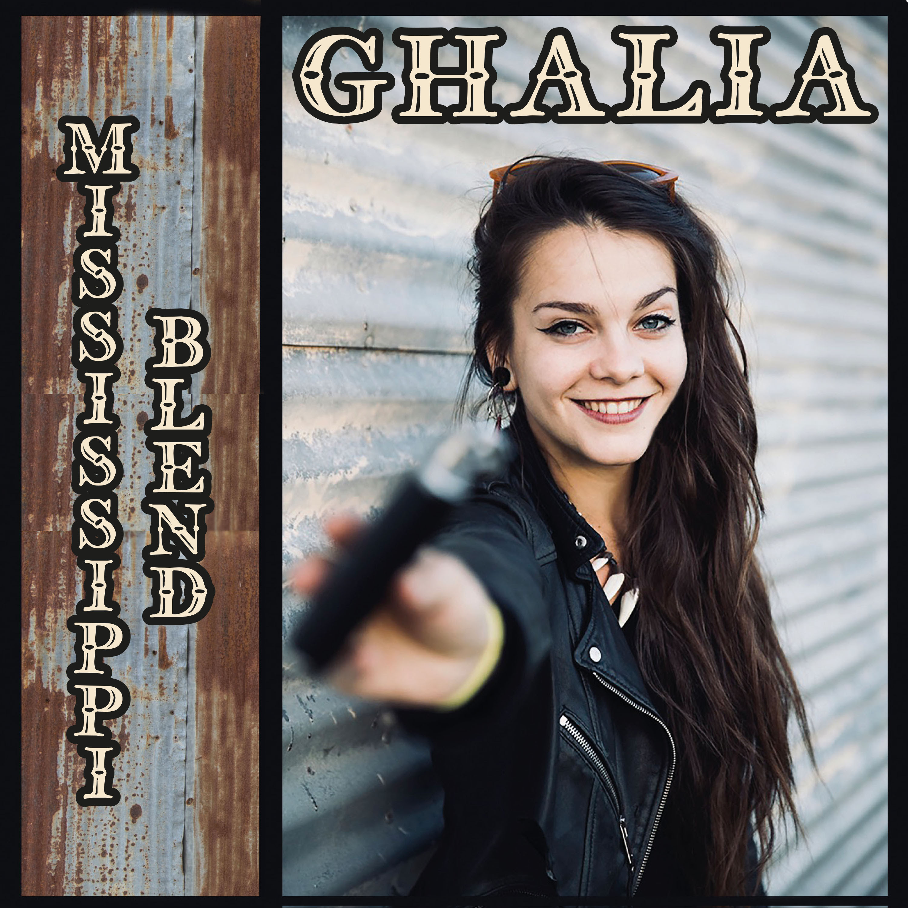 Cody Dickinson, Watermelon Slim, Cedric Burnside & Lightnin' Malcolm join Roots Musician Ghalia on her new album