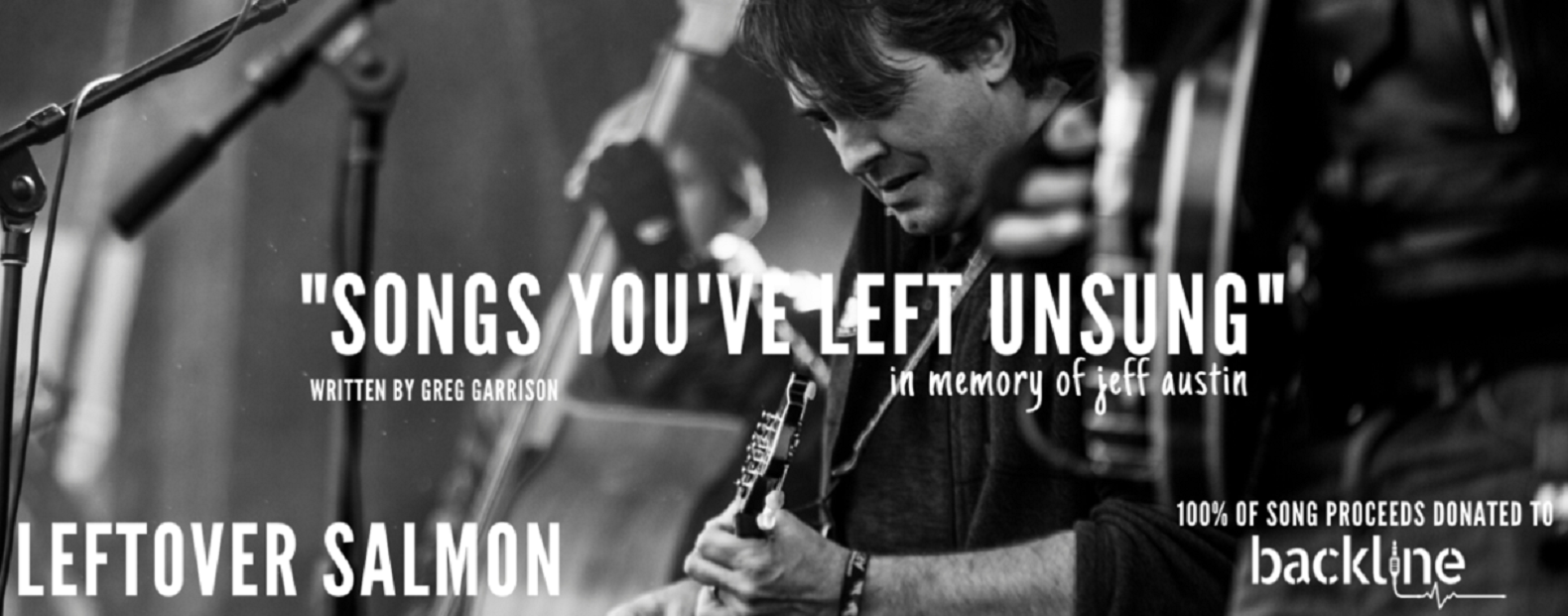 Leftover Salmon Releases Jeff Austin Tribute Song on Backline to Support Mental Health