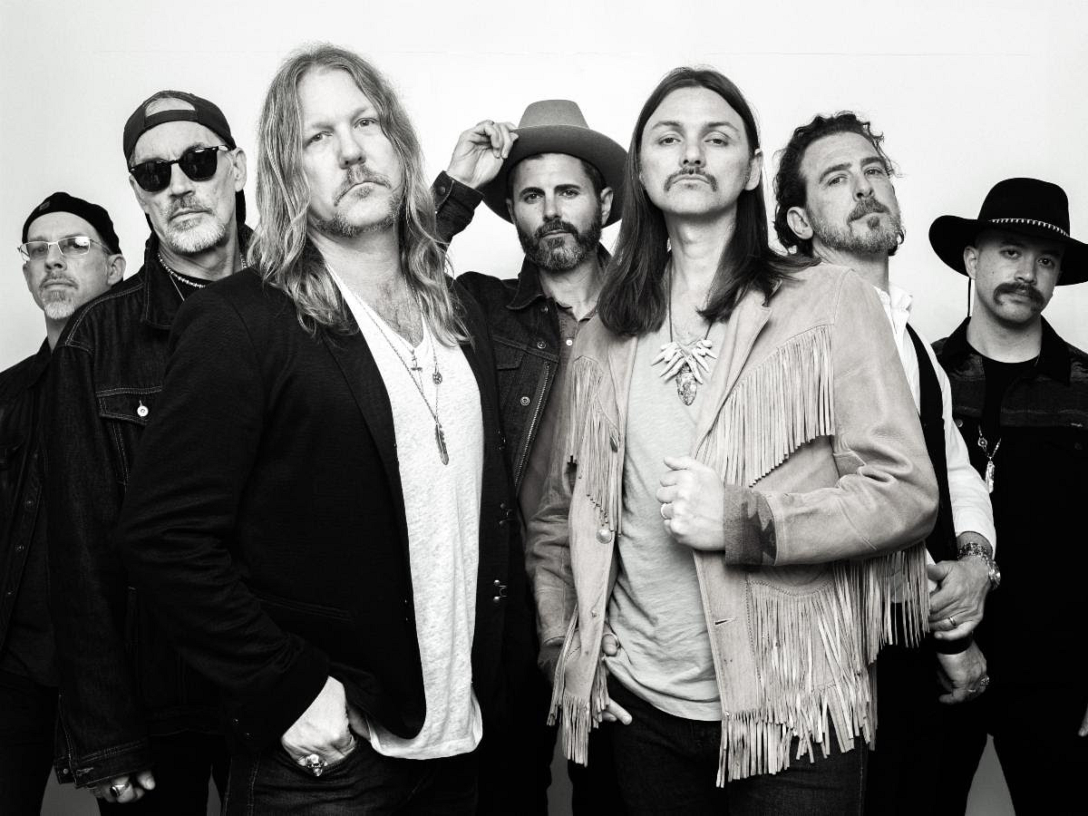 The Allman Betts Band announce NoCap Livestream show