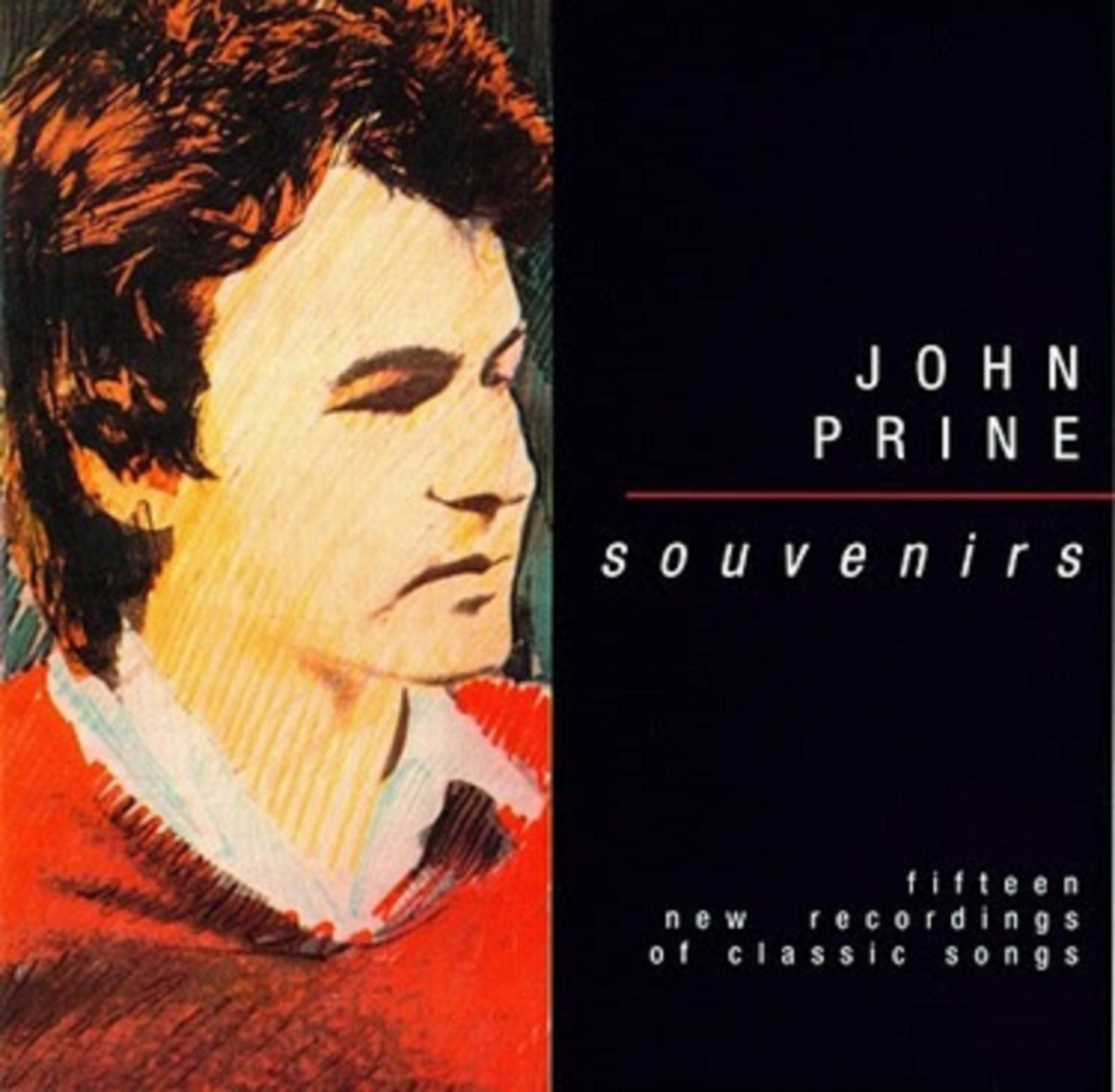 "John Prine's ""Souvenirs"" available on vinyl for the first time September 25"