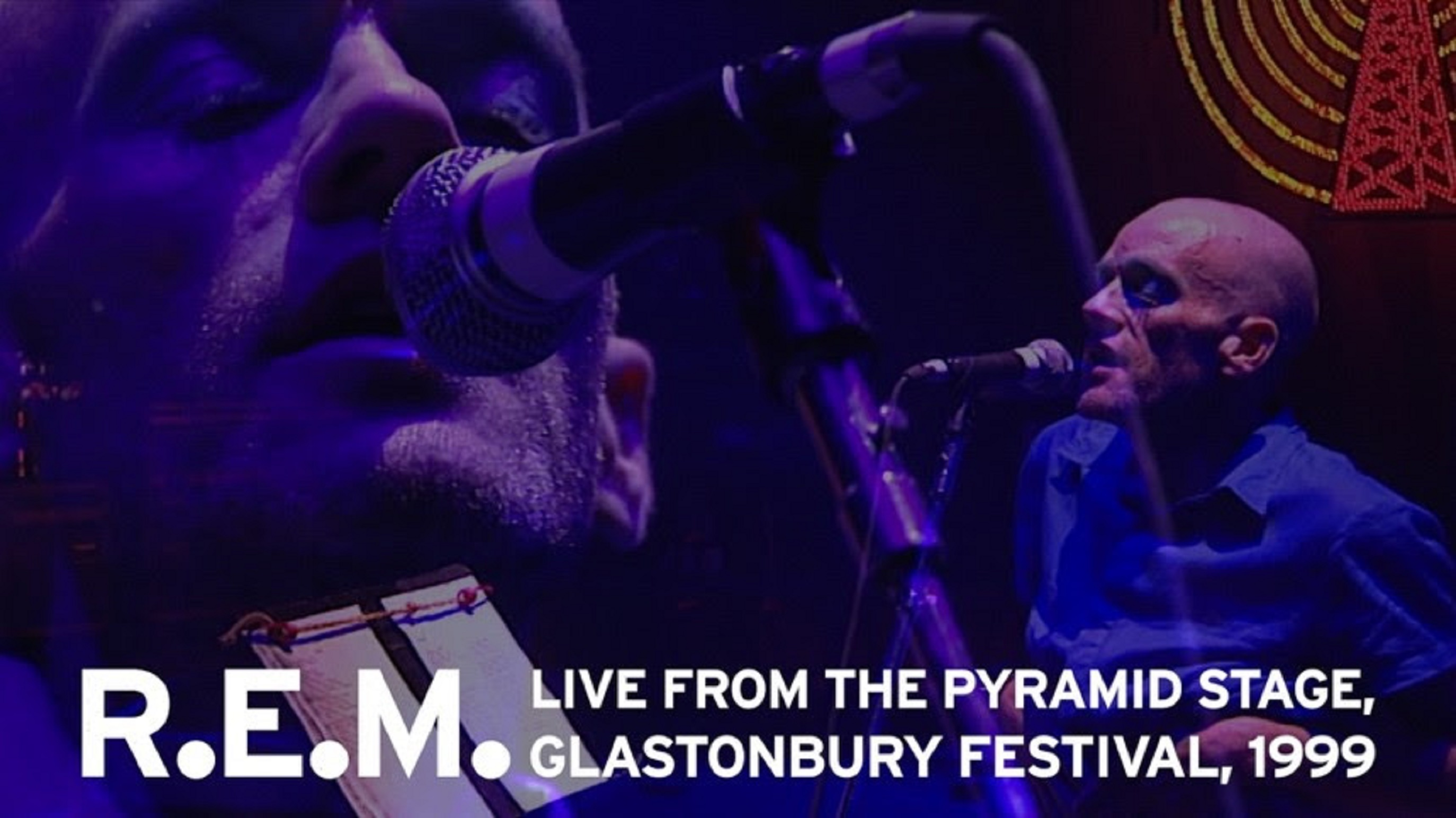 R.E.M. to premiere broadcast of legendary Glastonbury performance