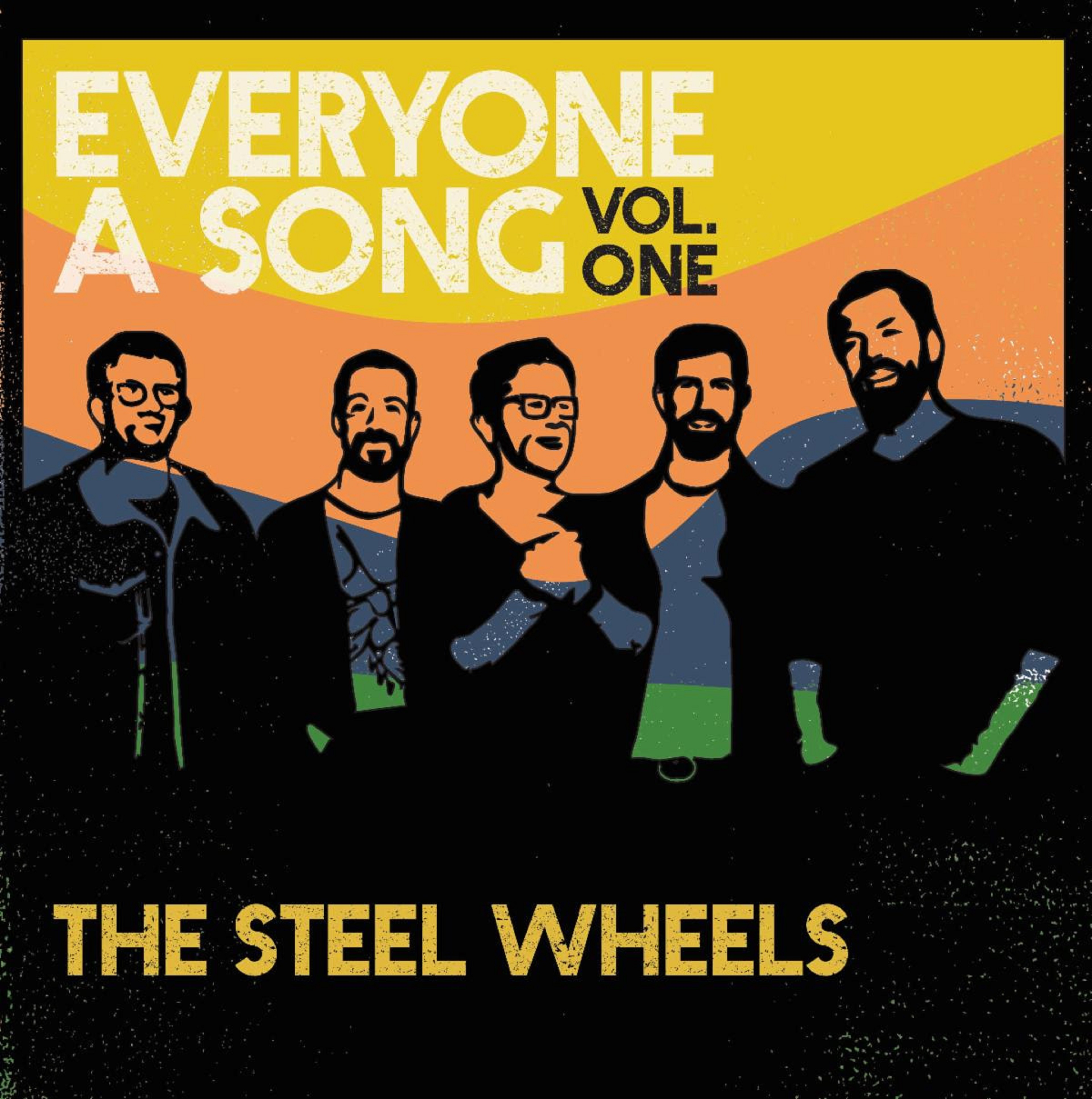 The Steel Wheels Set The Personal Experiences Of Their Supporters To Song