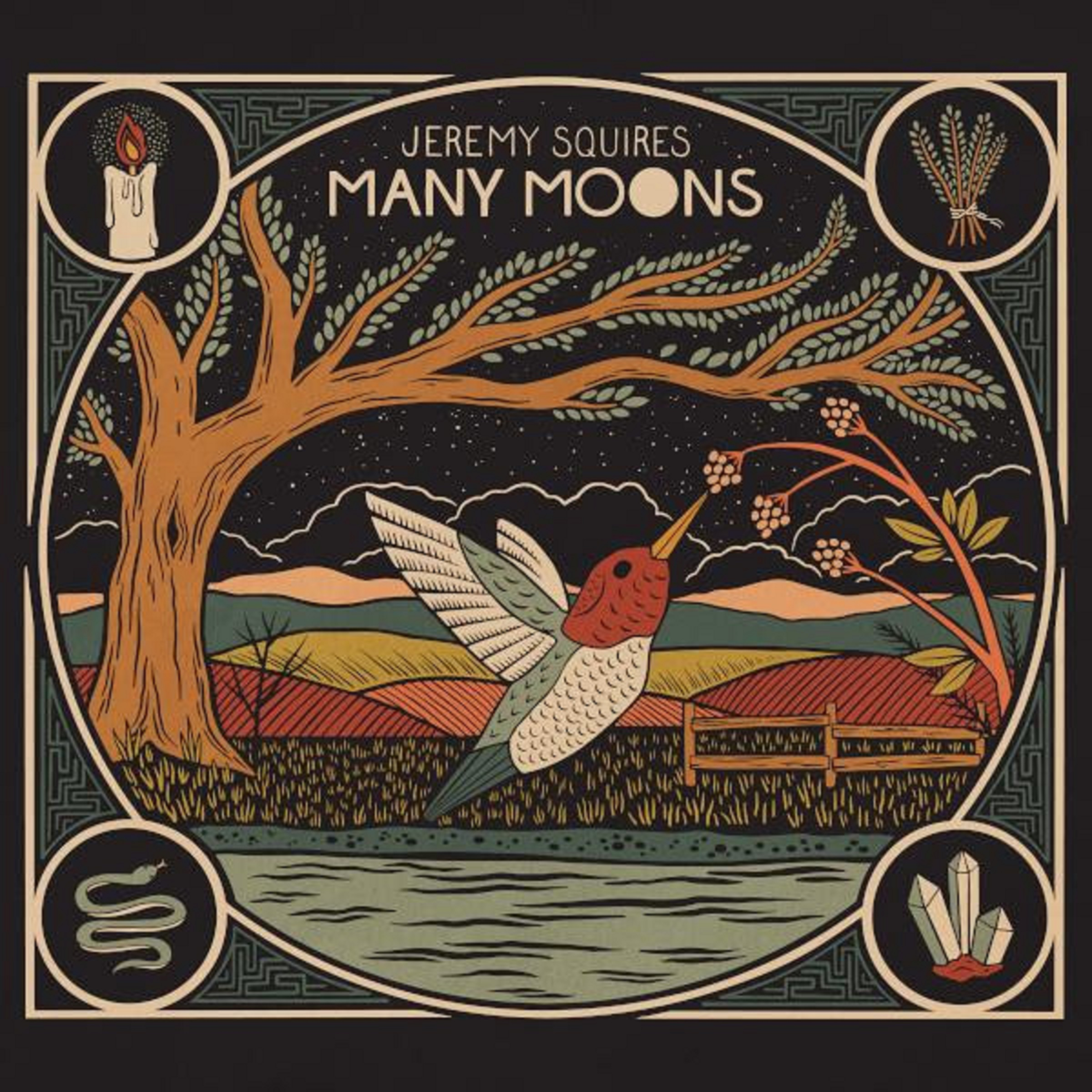 Jeremy Squires 'Many Moons' Due Friday 8/28