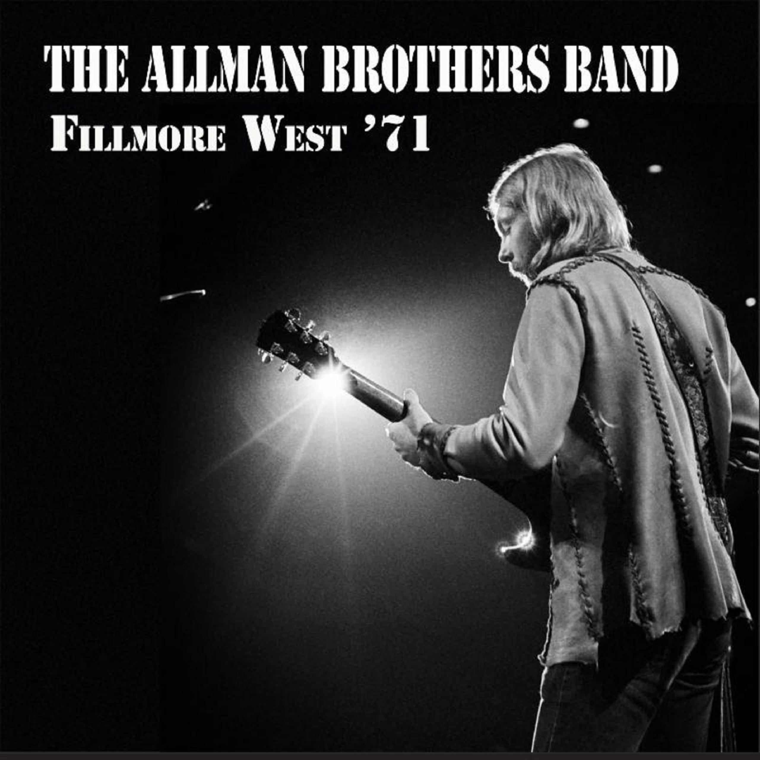Allman Brothers Tour 2020 Allman Brothers Band 50th Anniversary: Fillmore West '71