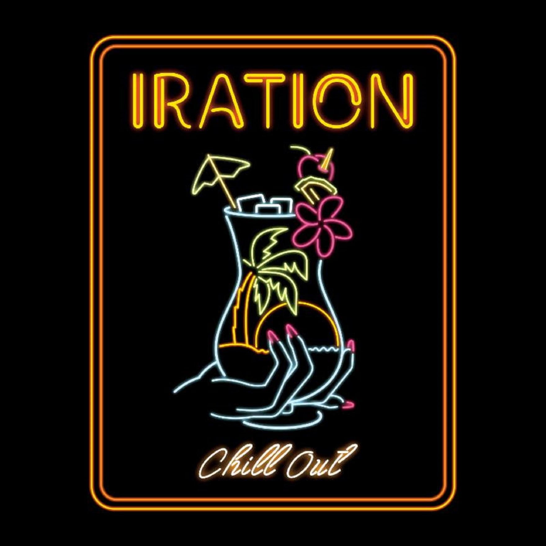 "IRATION Releases New Single ""Chill Out"" Today, June 28th"