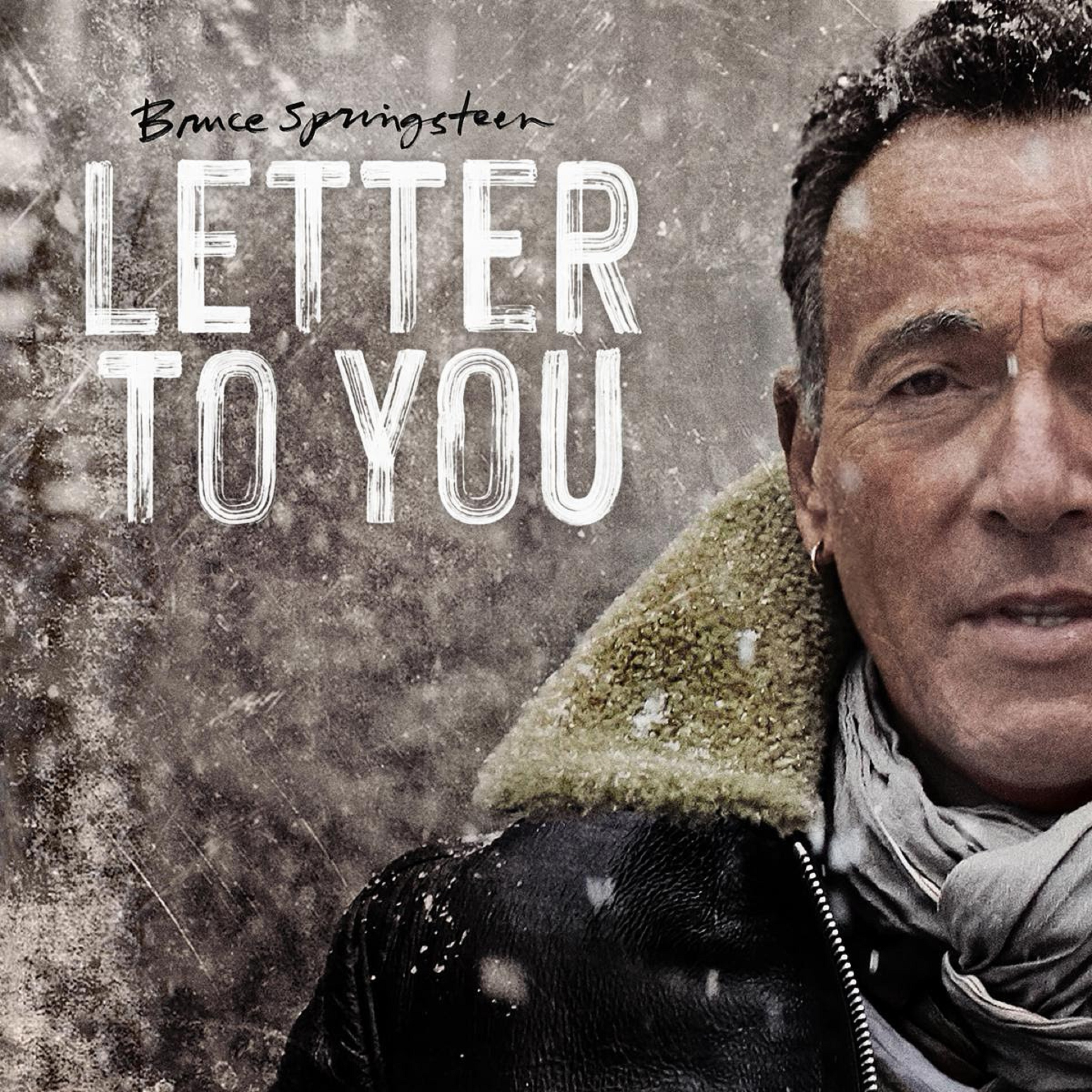 Bruce Springsteen's Letter To You Out October 23