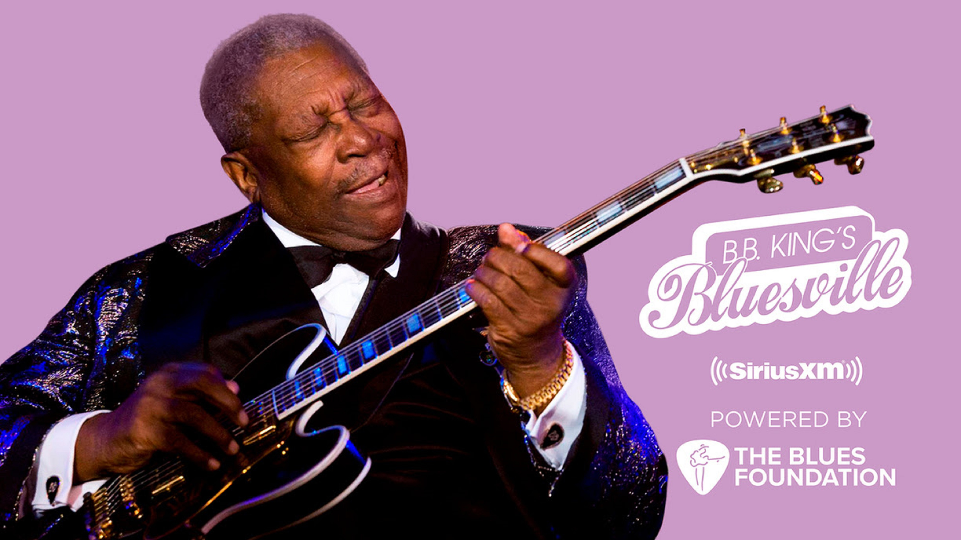 B.B. King's Bluesville on SiriusXM joins forces with the Blues Foundation