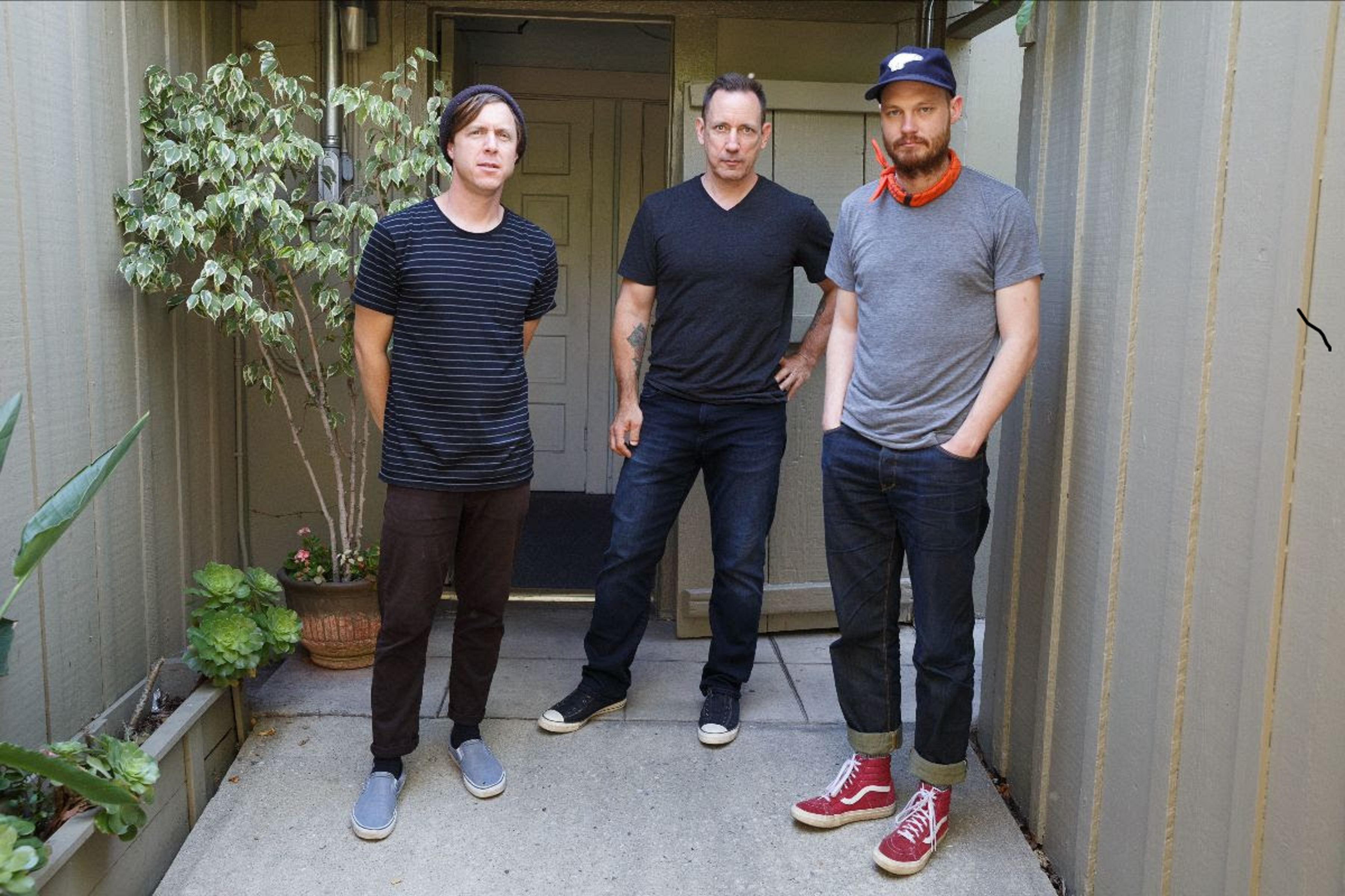 JIMMY CHAMBERLIN COMPLEX ANNOUNCE NEW ALBUM
