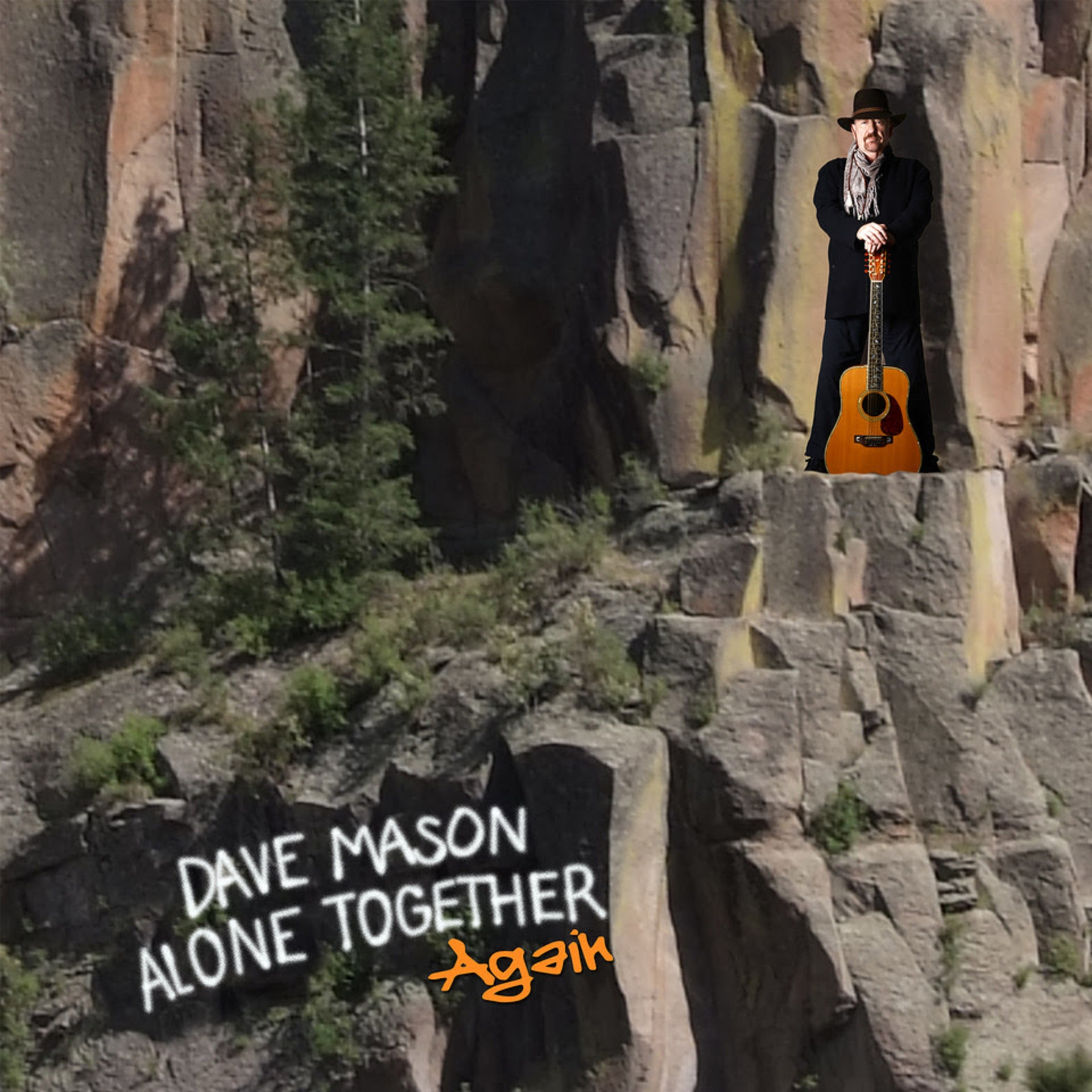Dave Mason Reimagines His Iconic Album Alone Together...Again