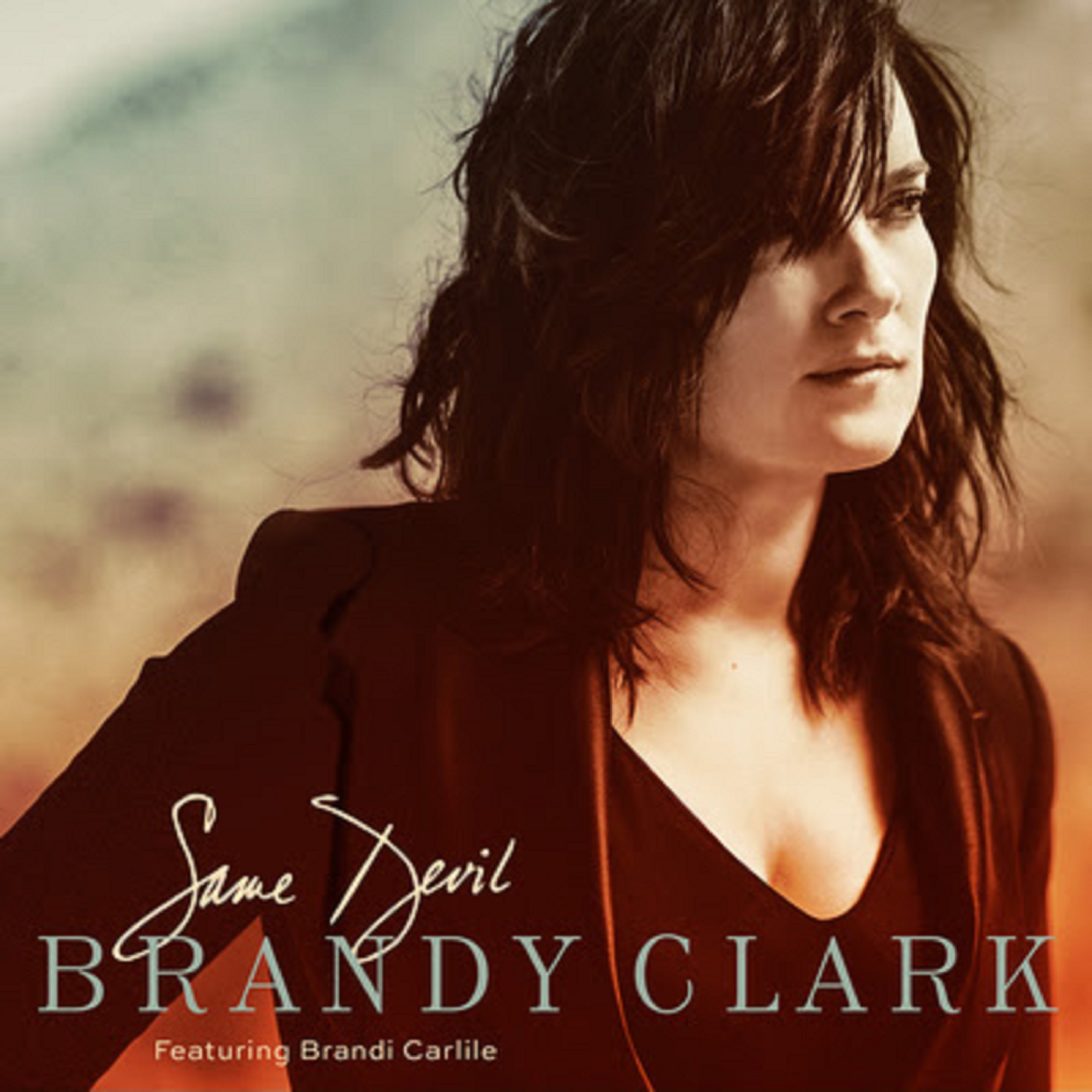 "Brandy Clark's ""Same Devil"" featuring and produced by Brandi Carlile out now"