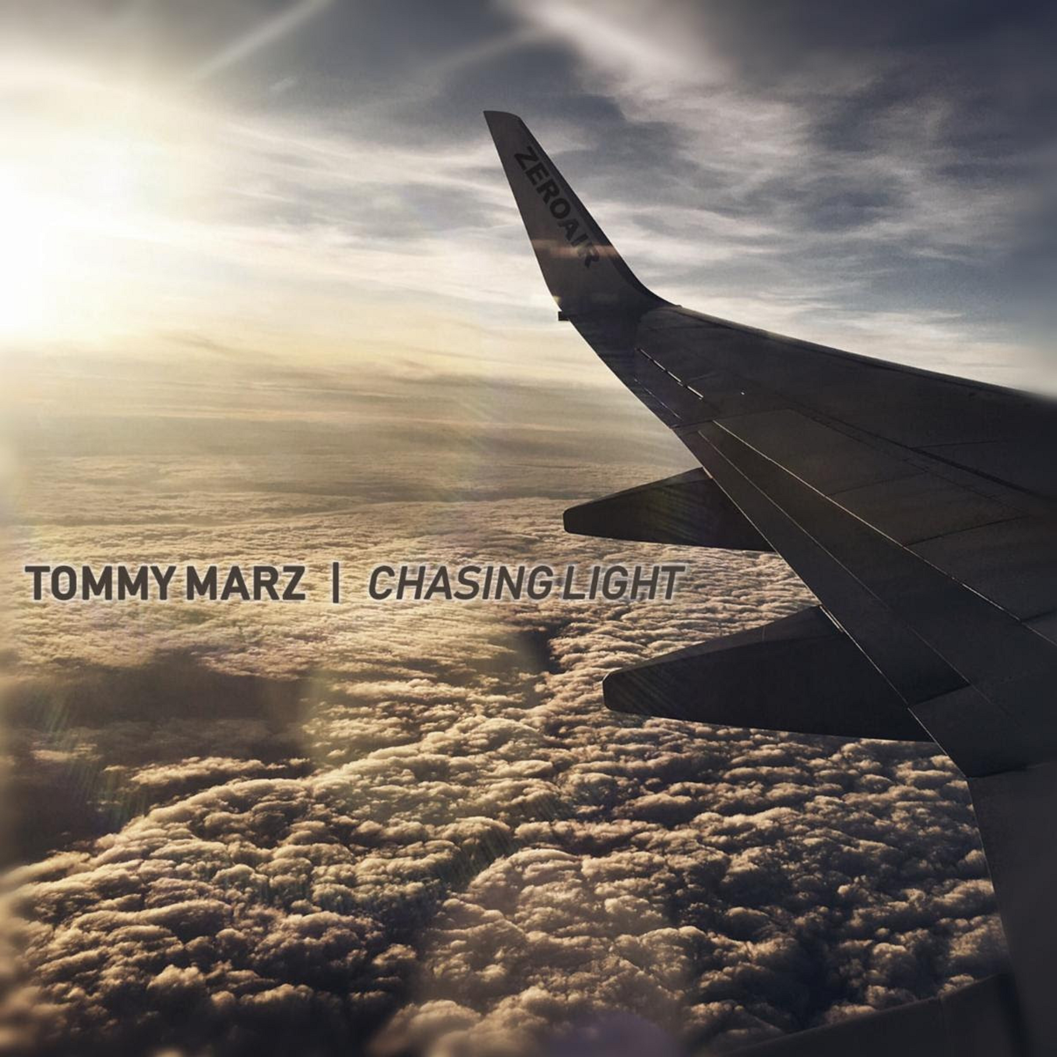 Tommy Marz New EP Chasing Light Out Now