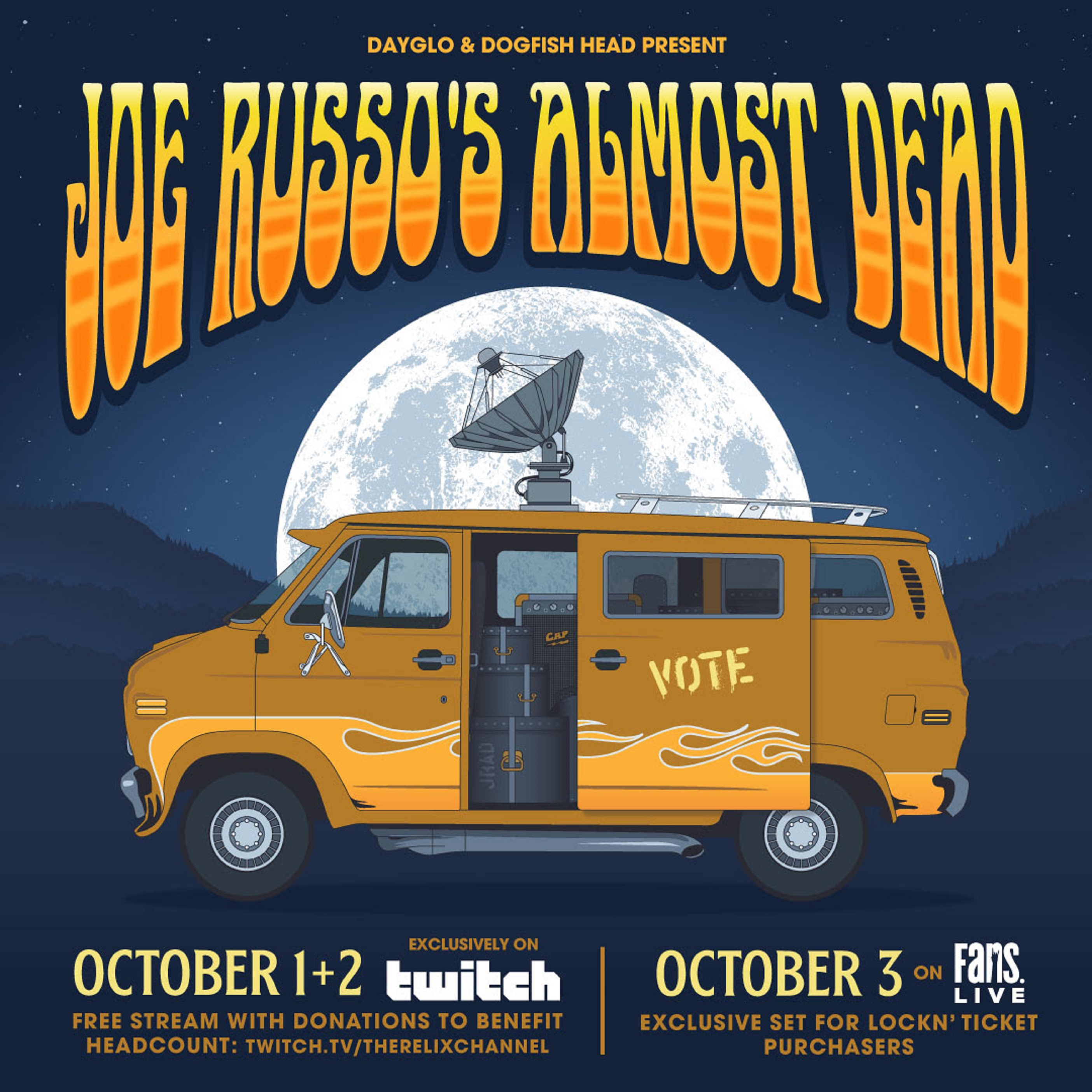 Relix and Twitch partner for free presentation of 