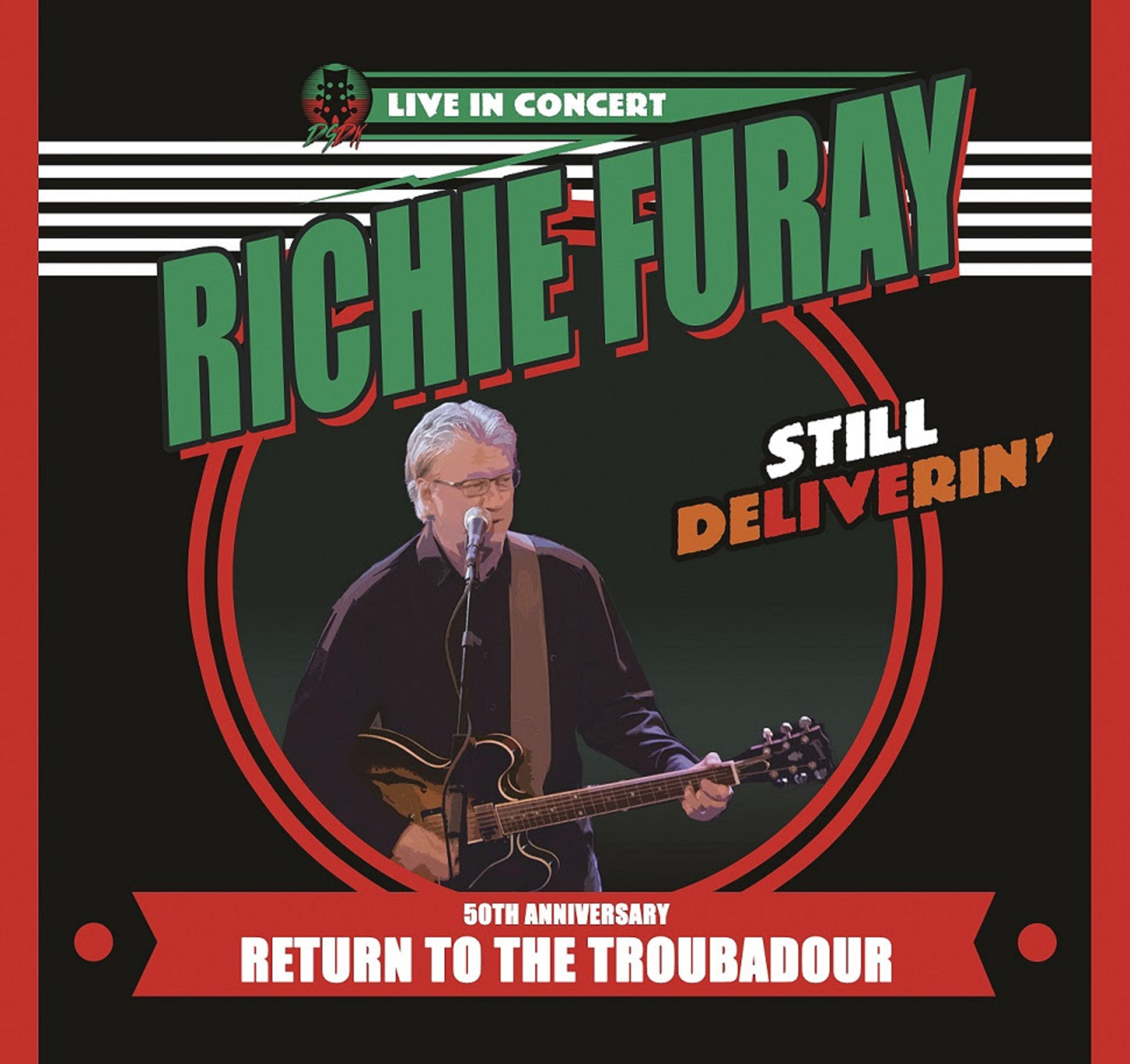 Richie Furay Announces Double Album '50th Anniversary Return To The Troubadour' Out 4/2
