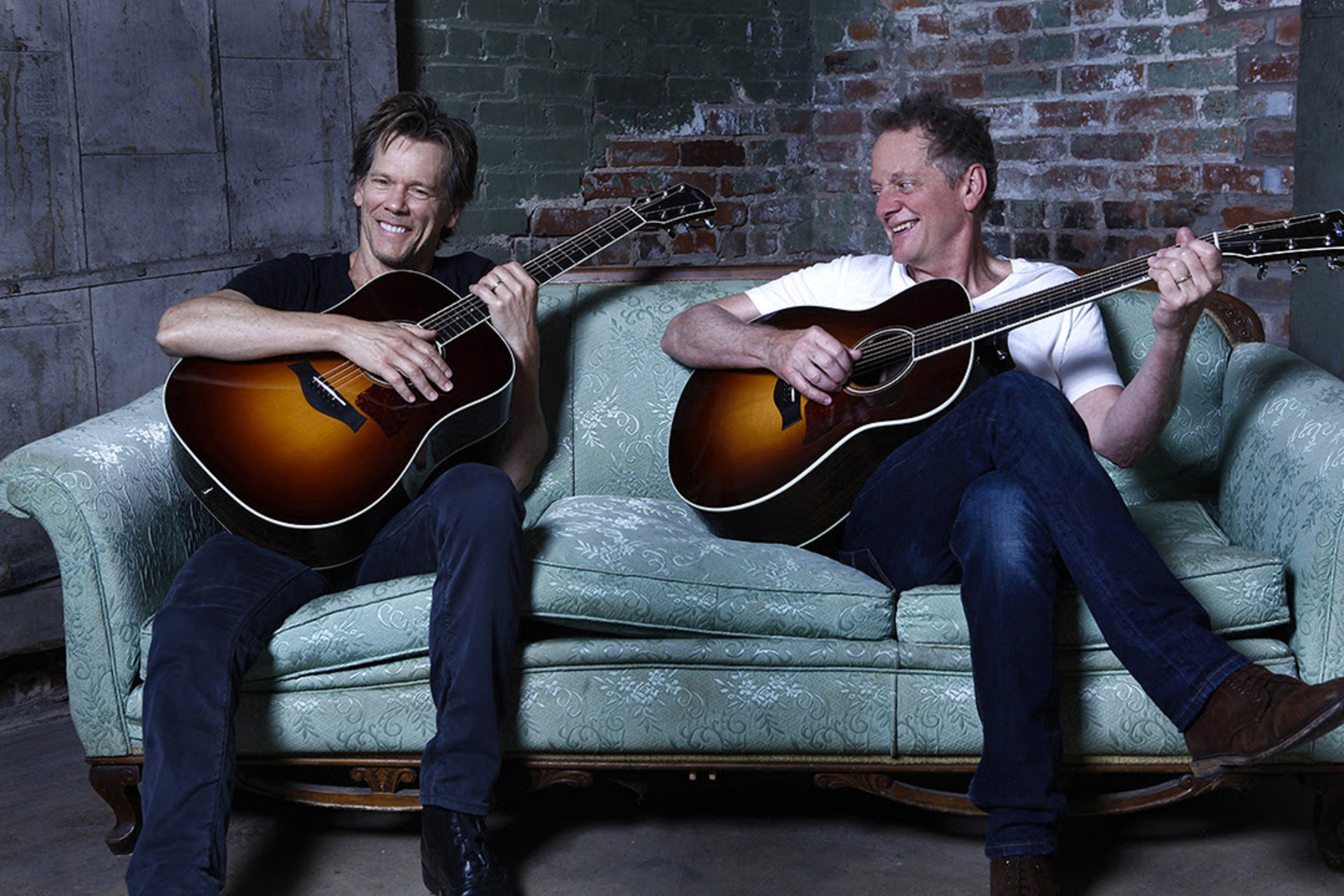 The Bacon Brothers Unveil New Video Directed by Kevin Bacon --- New Album, 'The Way We Love' - Out Now!