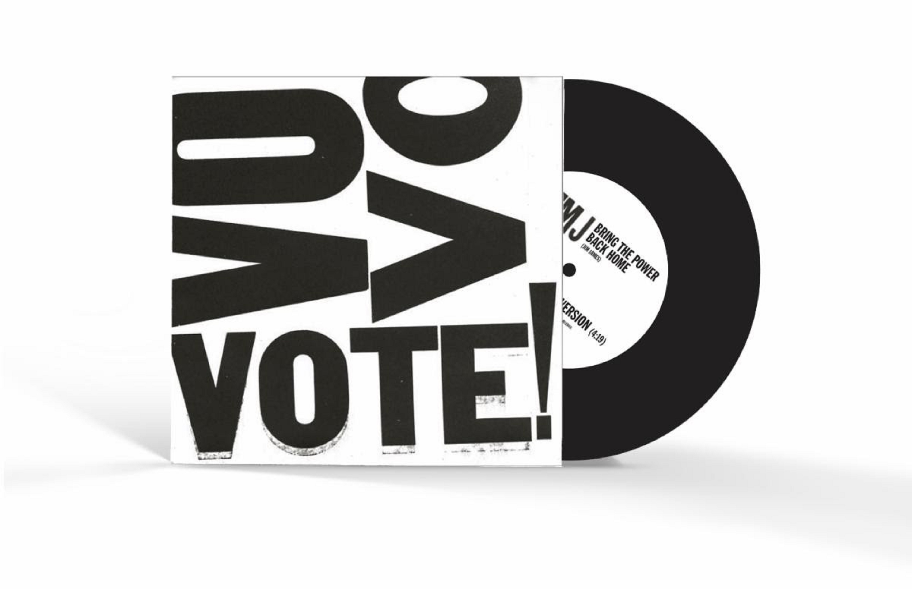 "My Morning Jacket announce new 7"" to coincide with National Voter Registration Day"