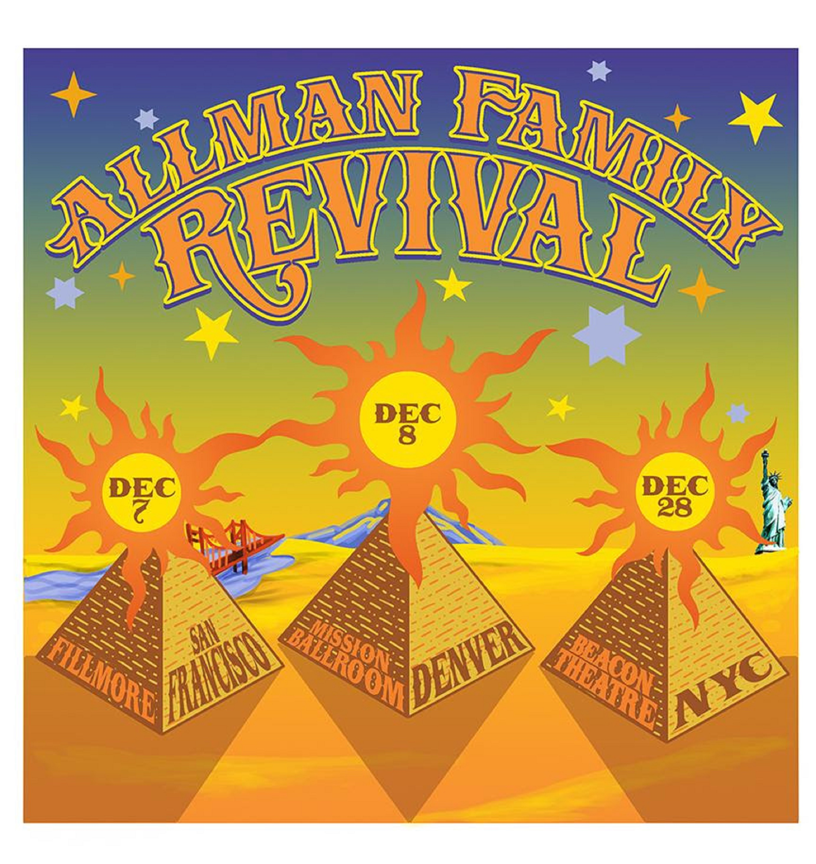 Third Annual Allman Family Revival Announced