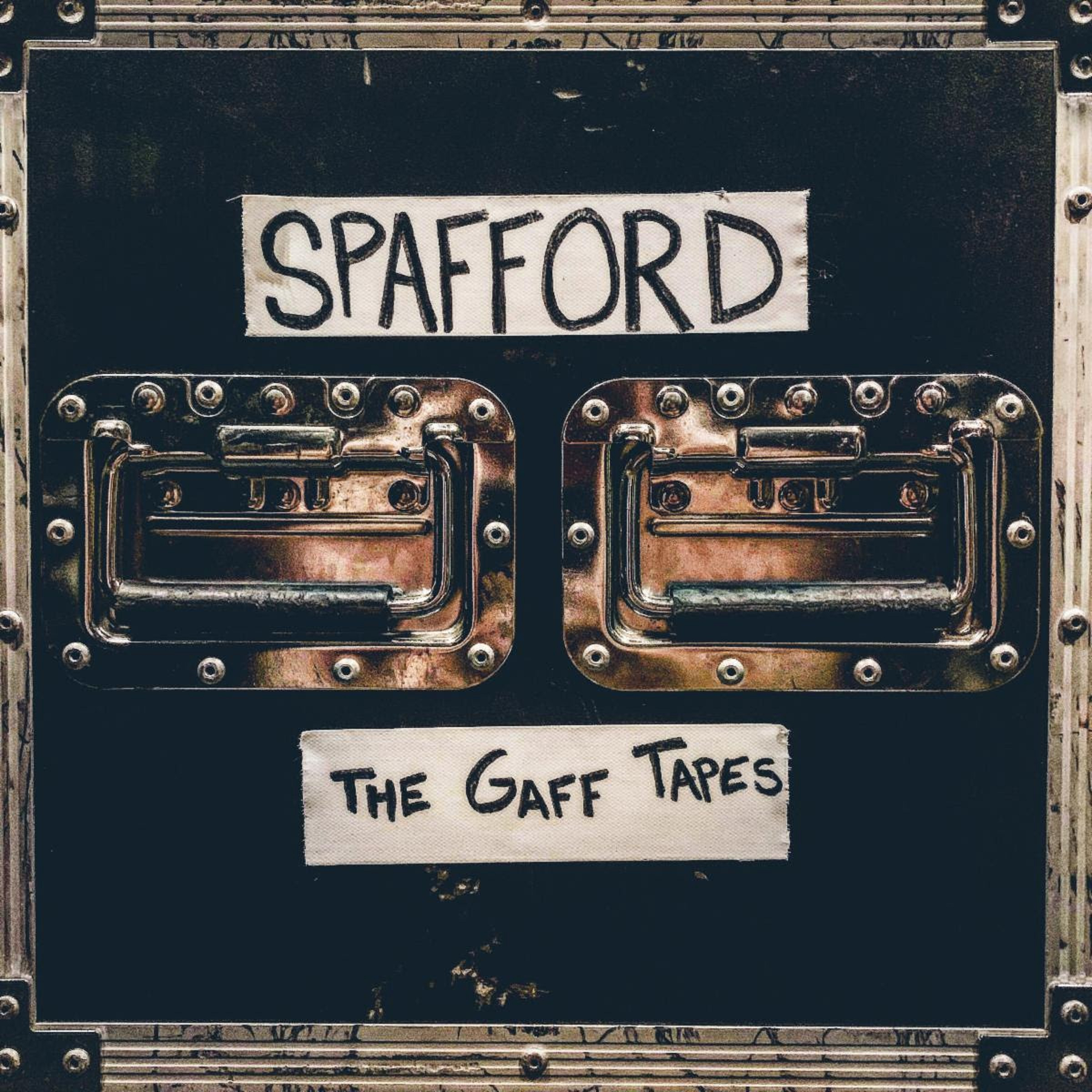 "Spafford release new EP ""Gaff Tapes"""