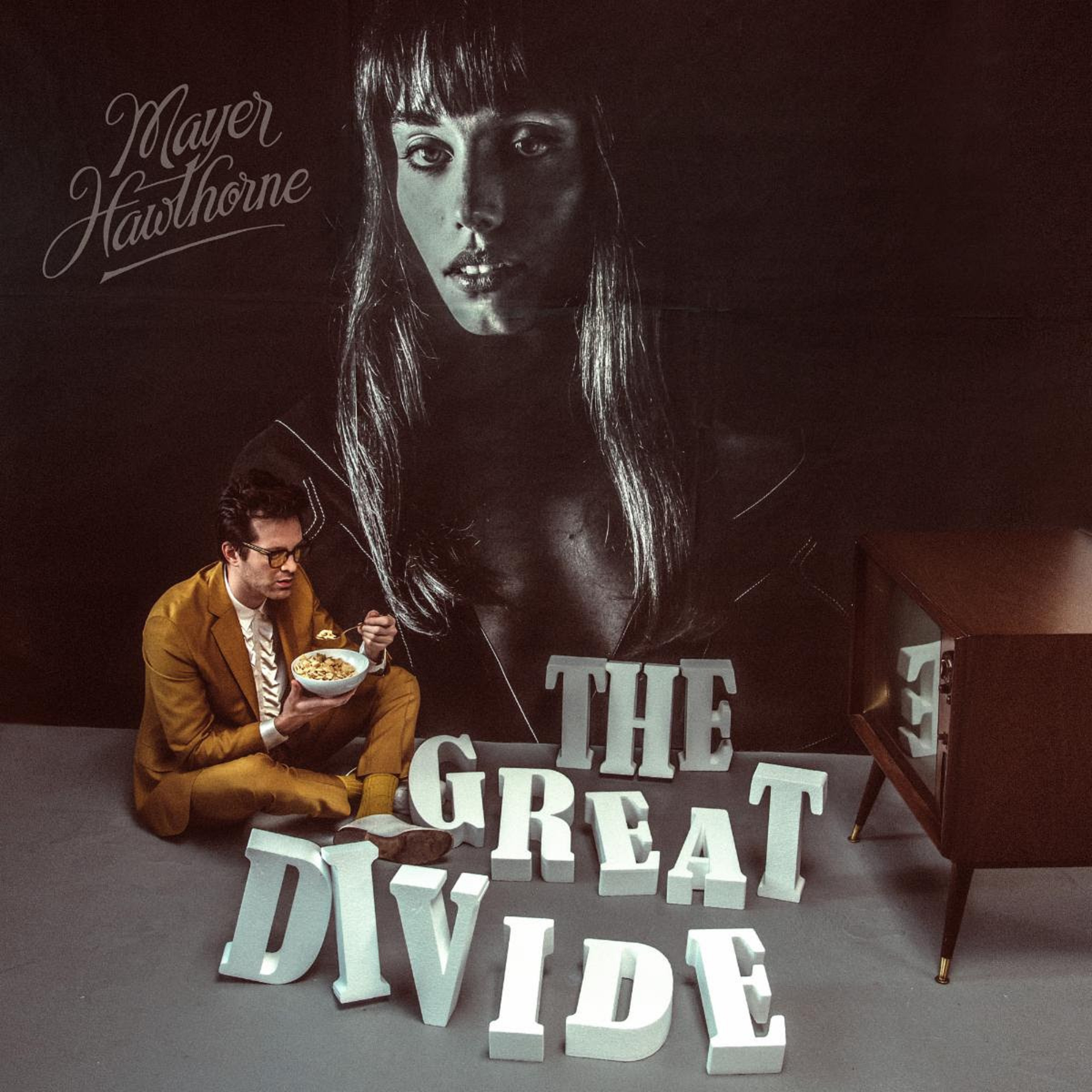 "MAYER HAWTHORNE Releases ""The Great Divide"""