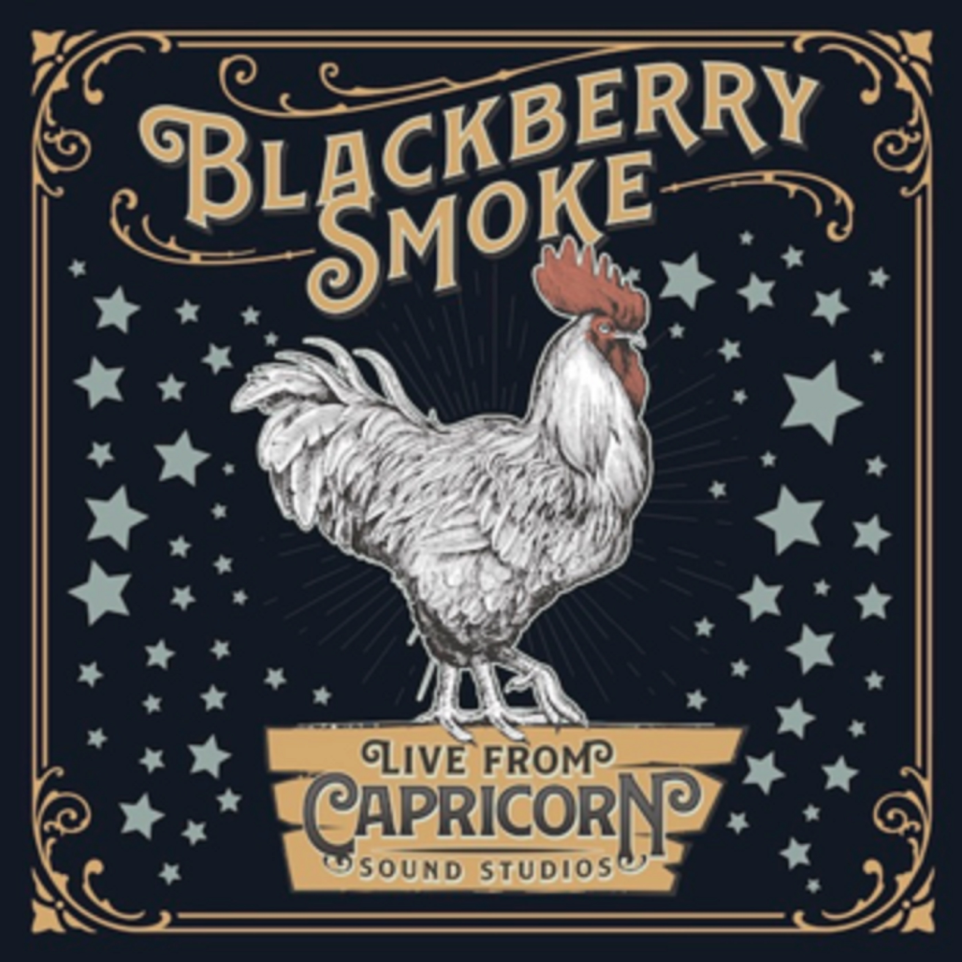 "Blackberry Smoke's ""Live From Capricorn Sound Studios"" EP out now"