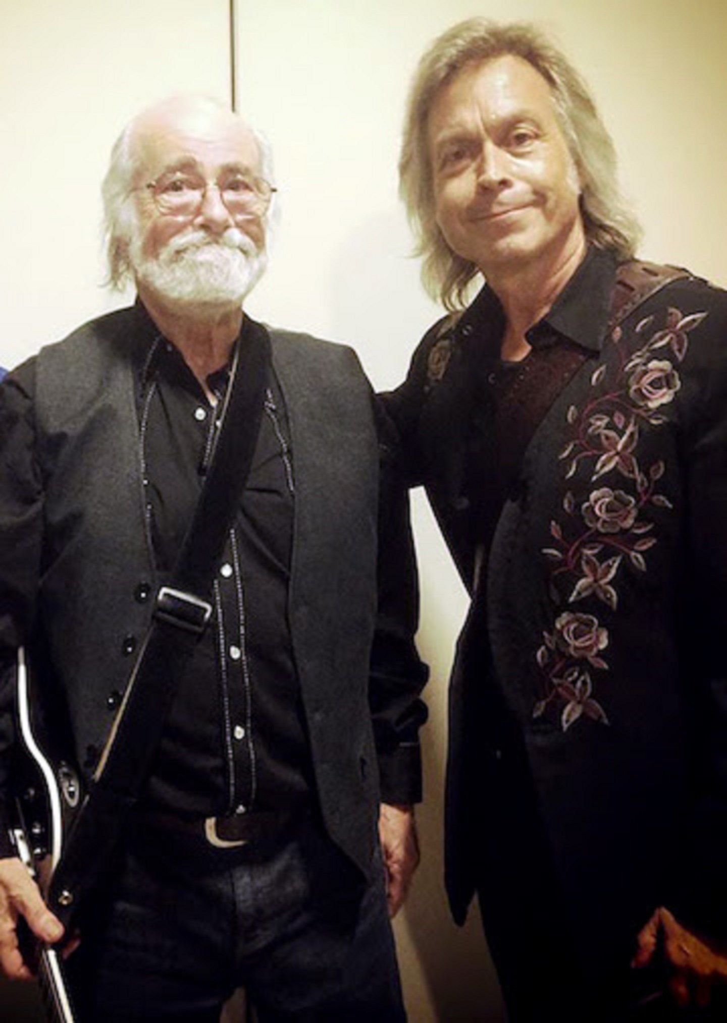 Jim Lauderdale's Letter to Robert Hunter