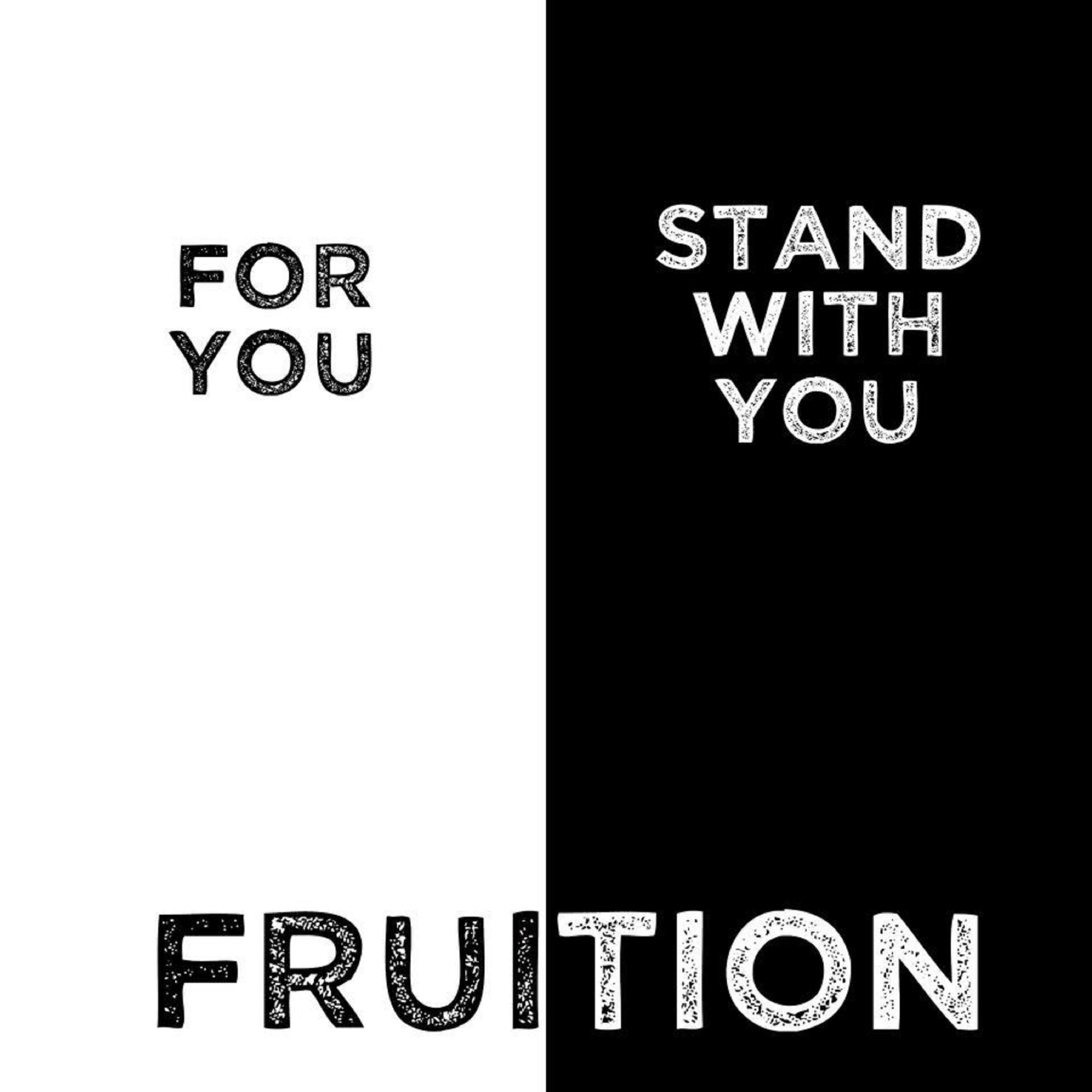 Fruition Release New Digital Two-Track Single Benefitting Color Of Change