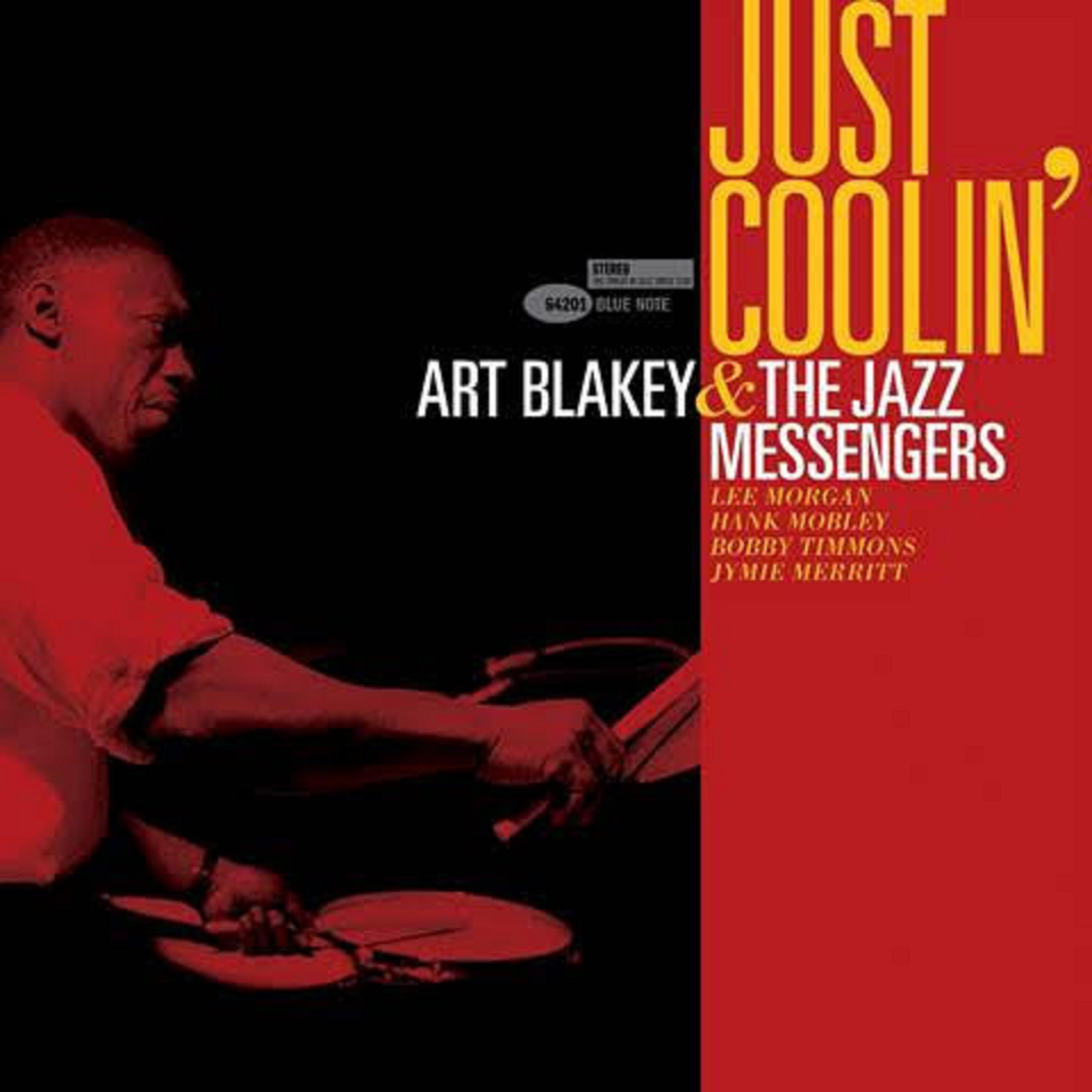 Art Blakey & the Jazz Messengers' Just Coolin' - NEVER-BEFORE-RELEASED