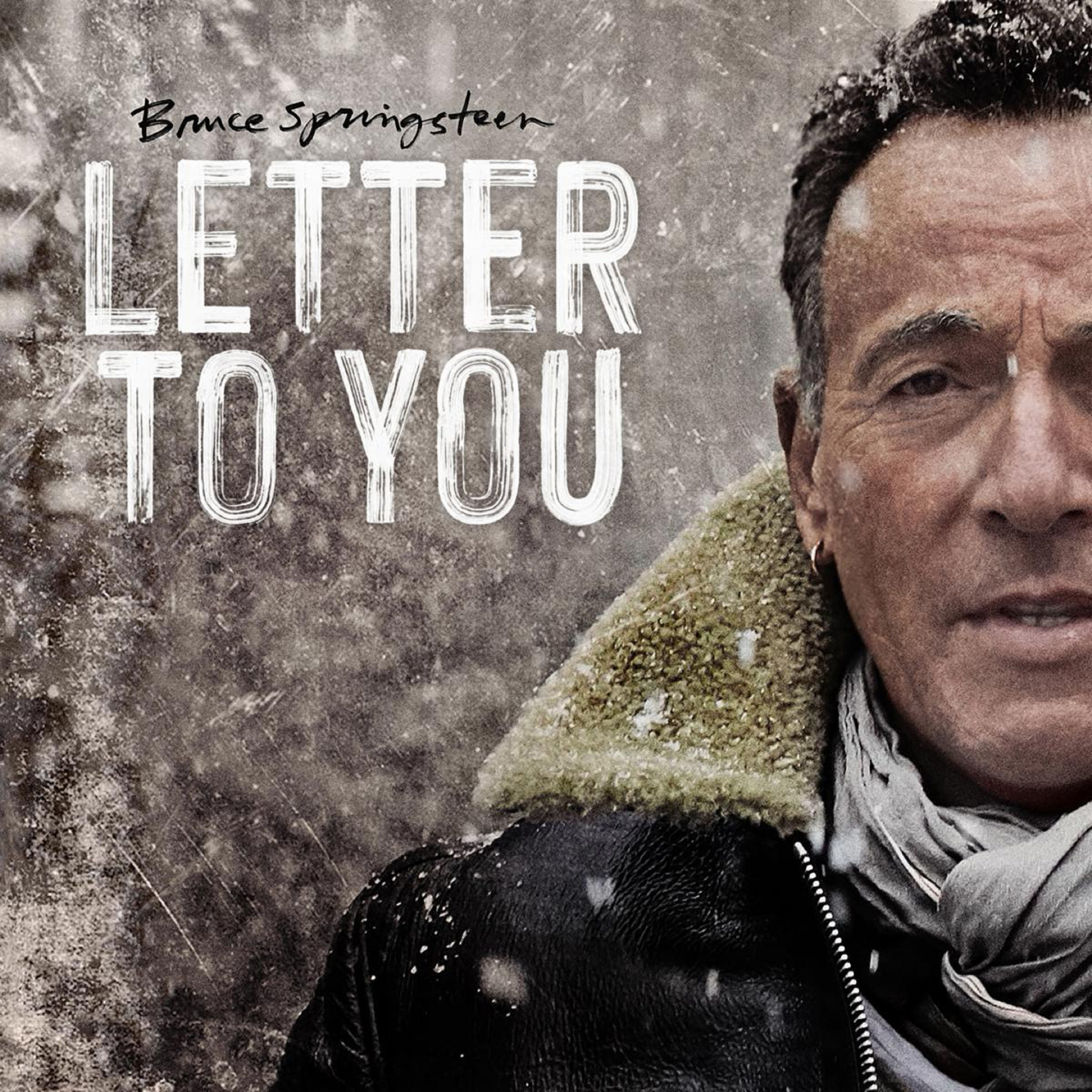 Bruce Springsteen's 'Letter To You' Scores Huge Global Success