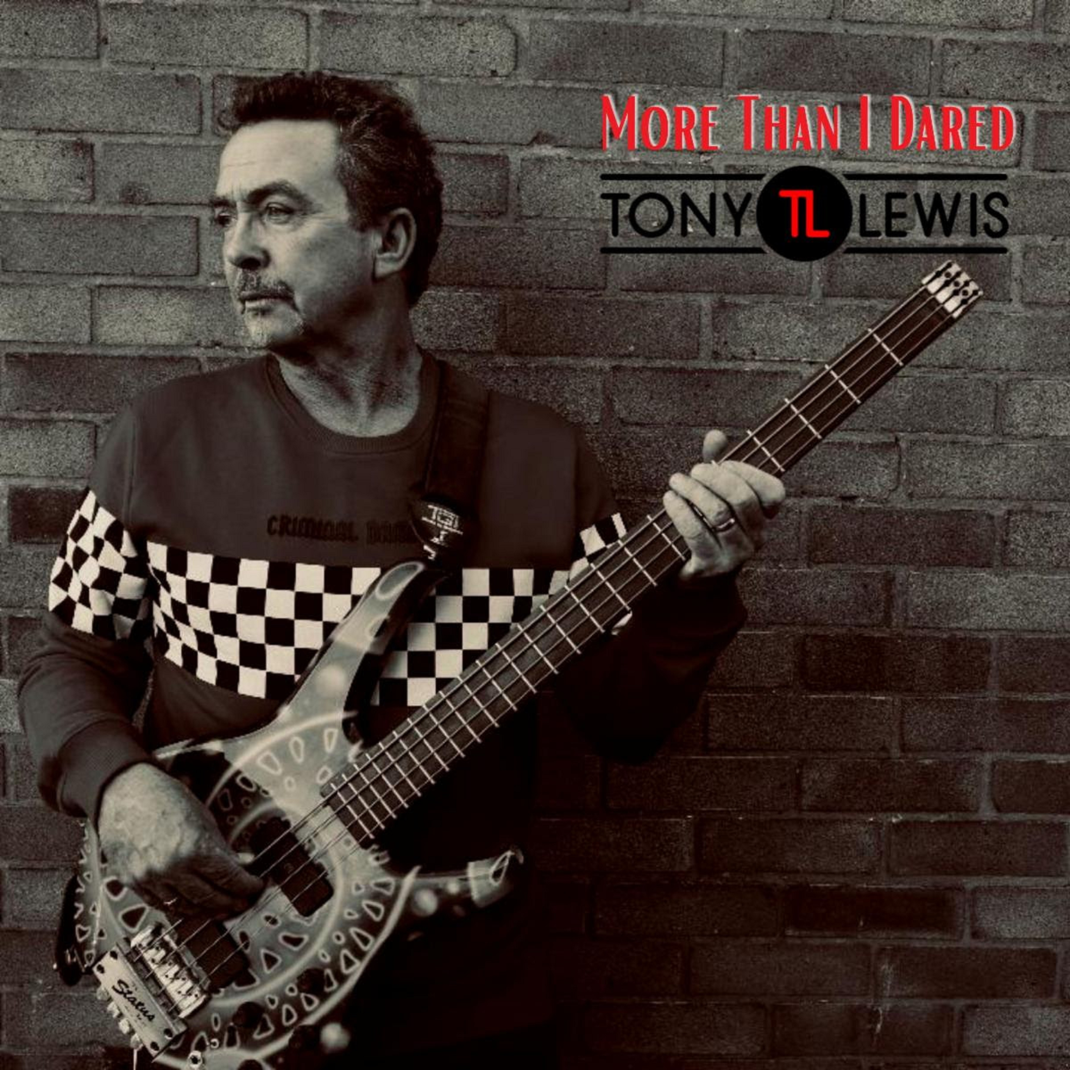 Tony Lewis From The Outfield: Family Posthumously Releases EP 'More Than I Dared