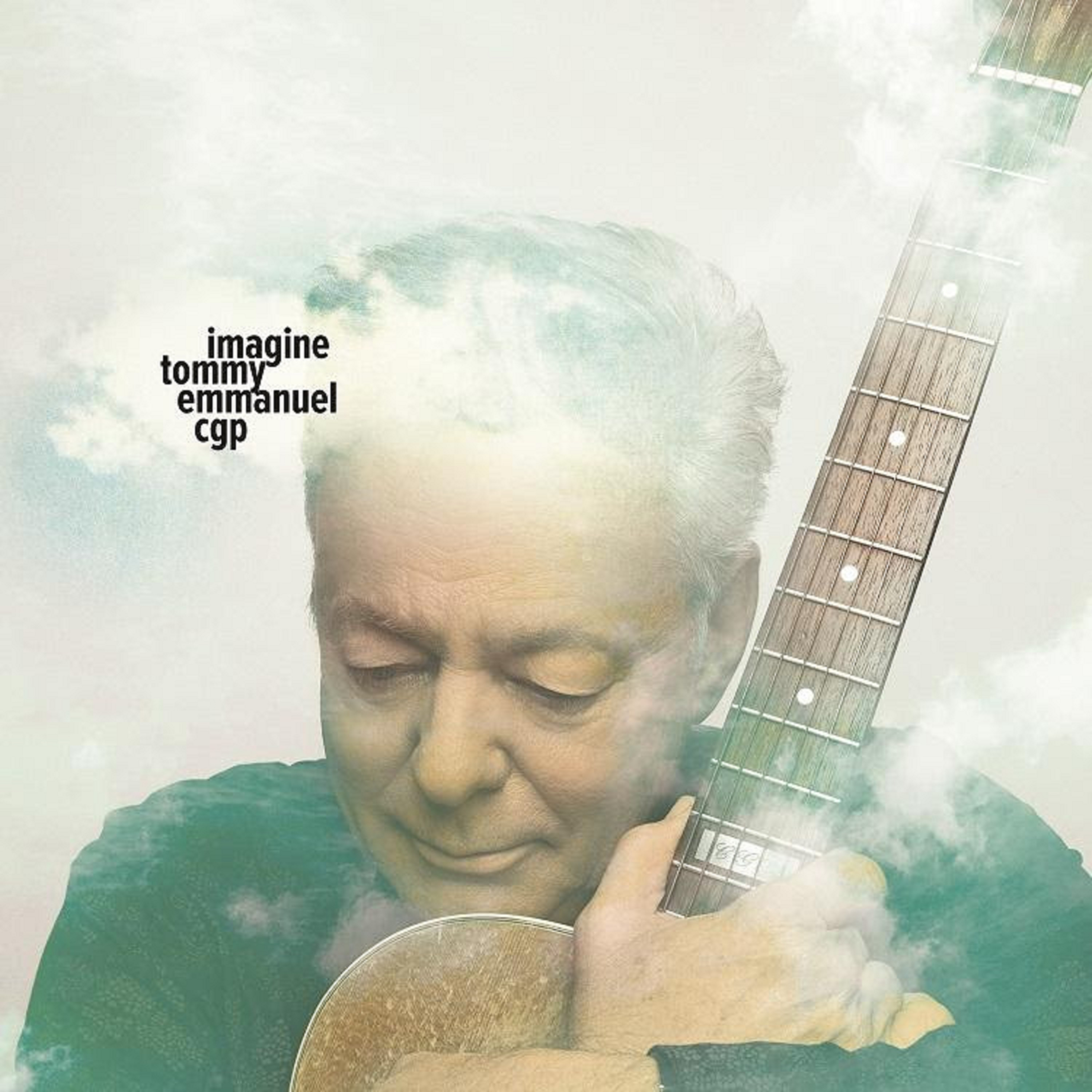 Tommy Emmanuel To Release 'Imagine' Digital-Only EP 1/15; Shares New Video