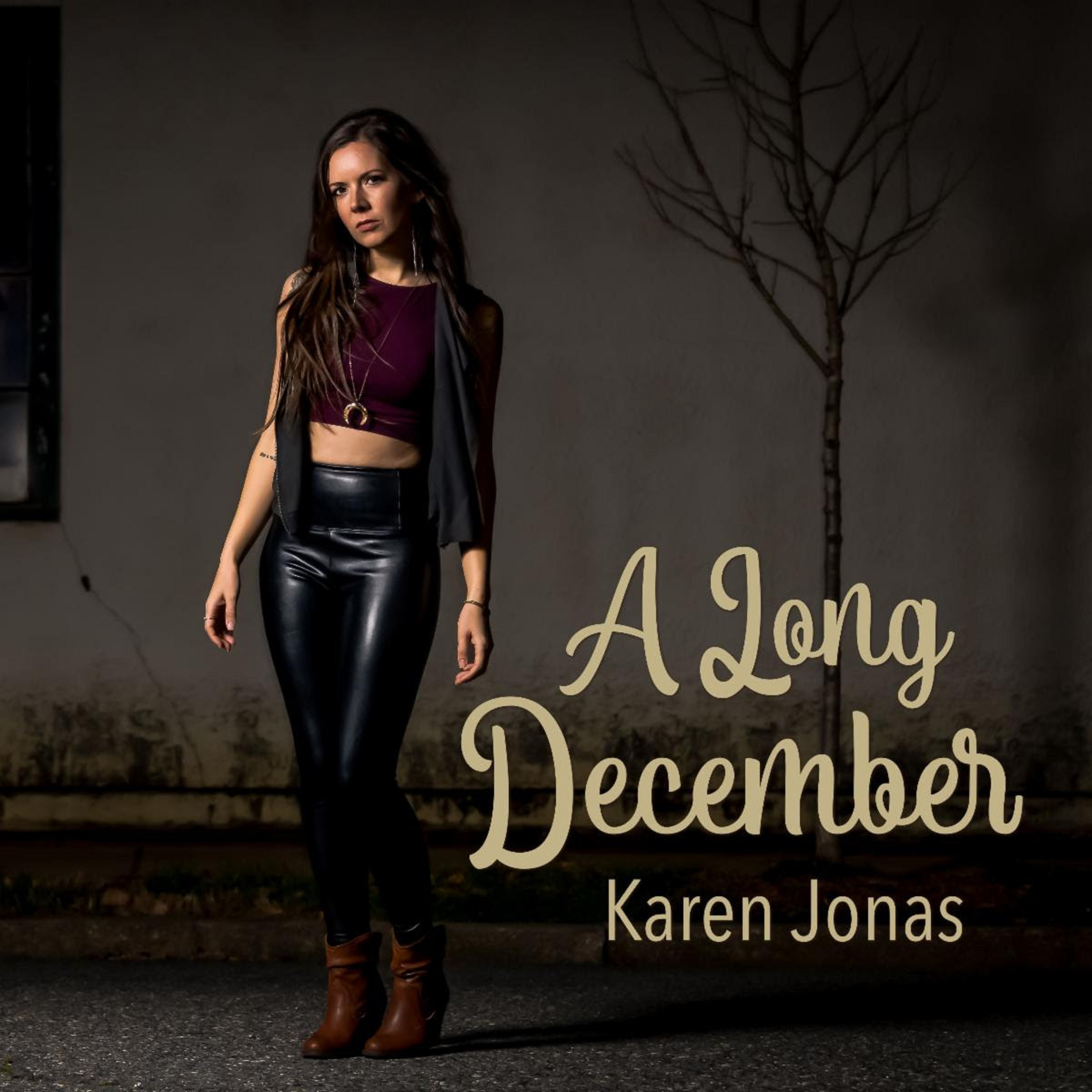 "Karen Jonas releases ""A Long December"""