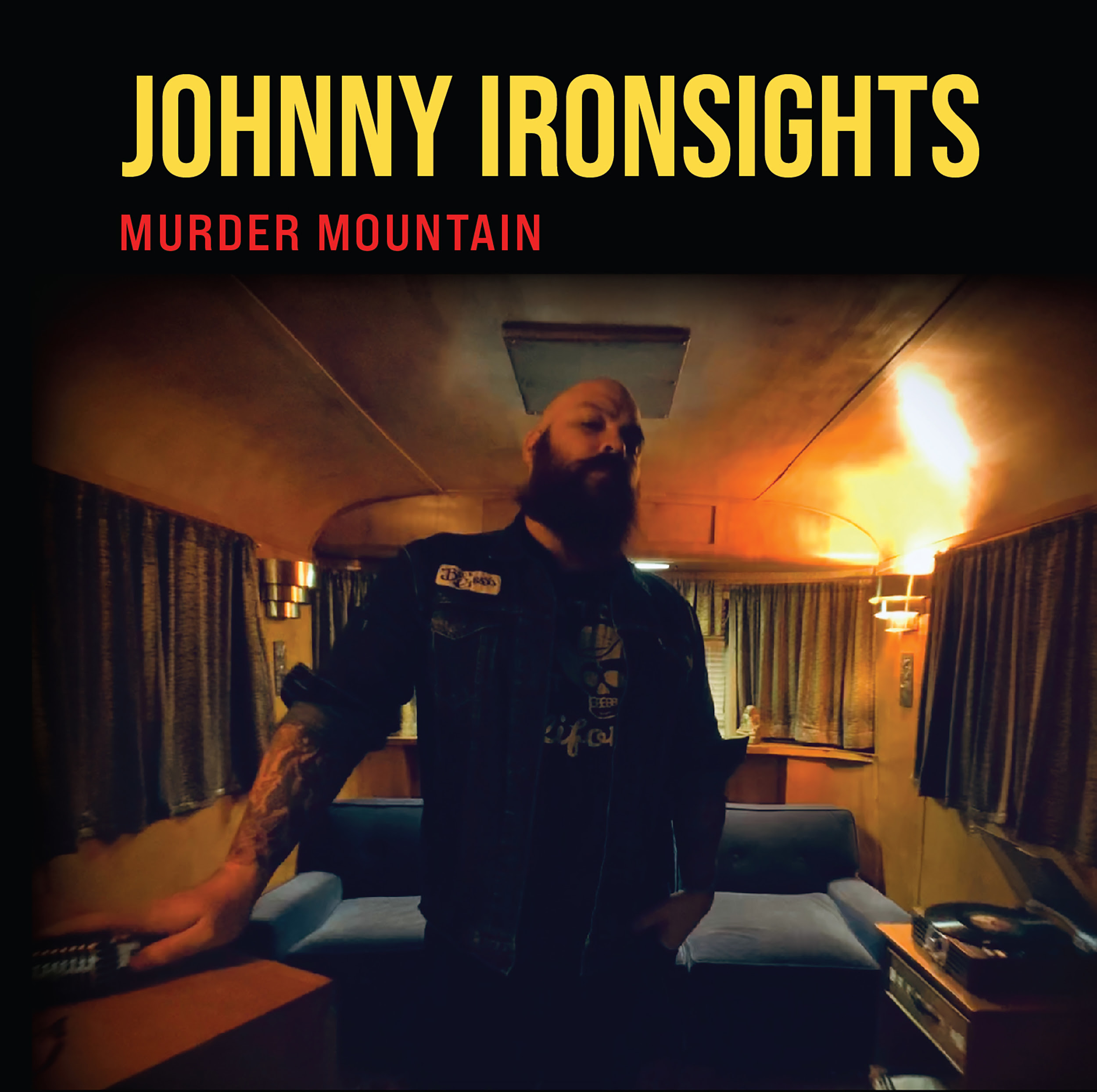 Johnny Ironsights to Release 'Murder Mountain' March 5th