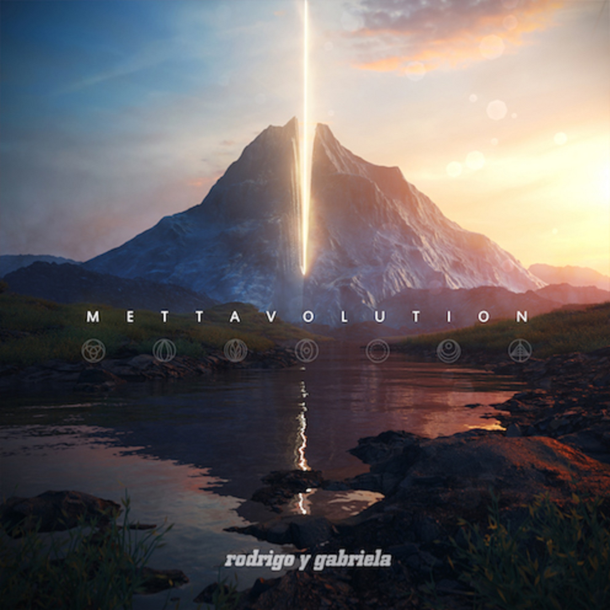 Rodrigo y Gabriela's new record out today