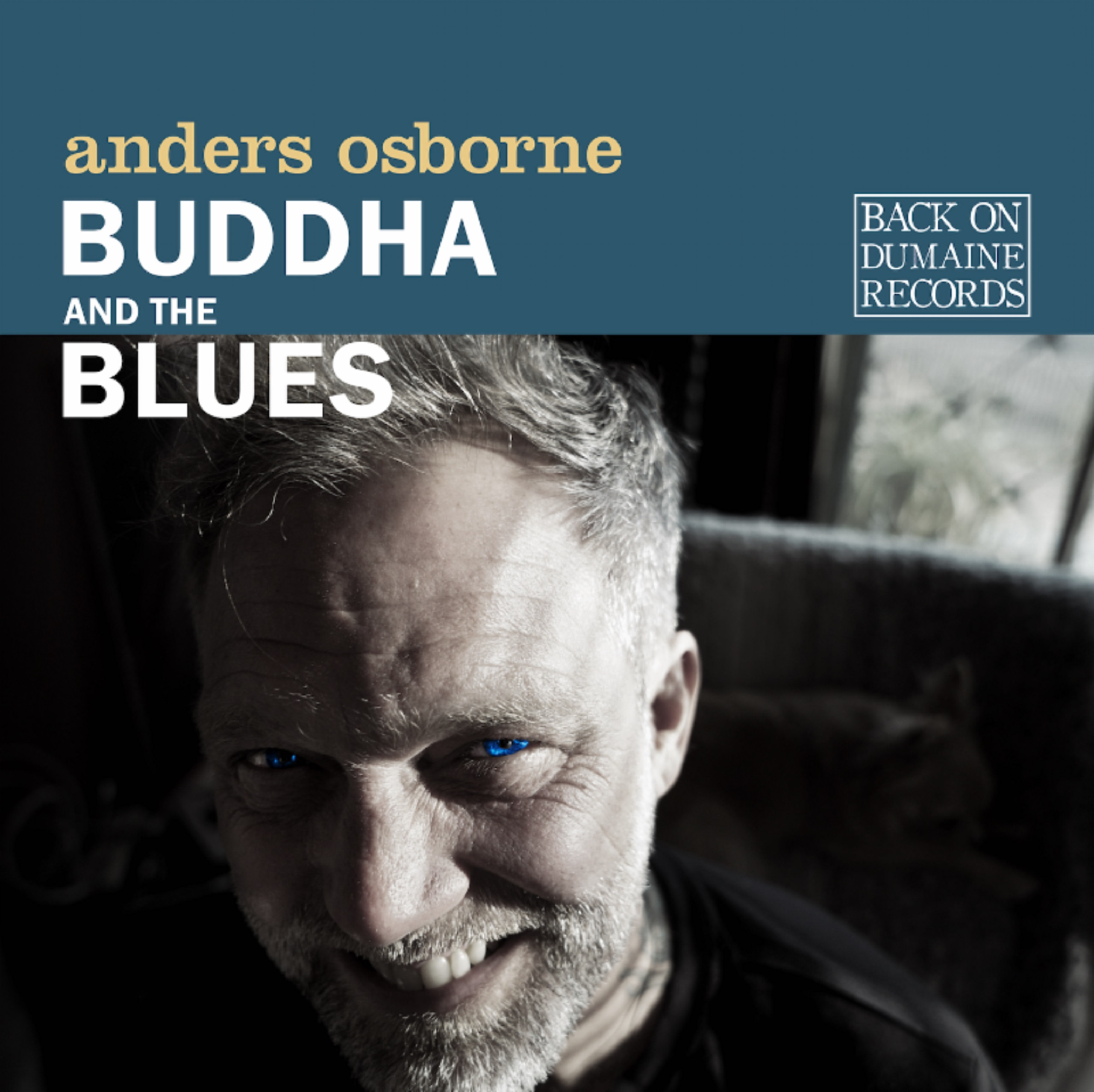 Anders Osborne's 'Buddha And The Blues' Out Today