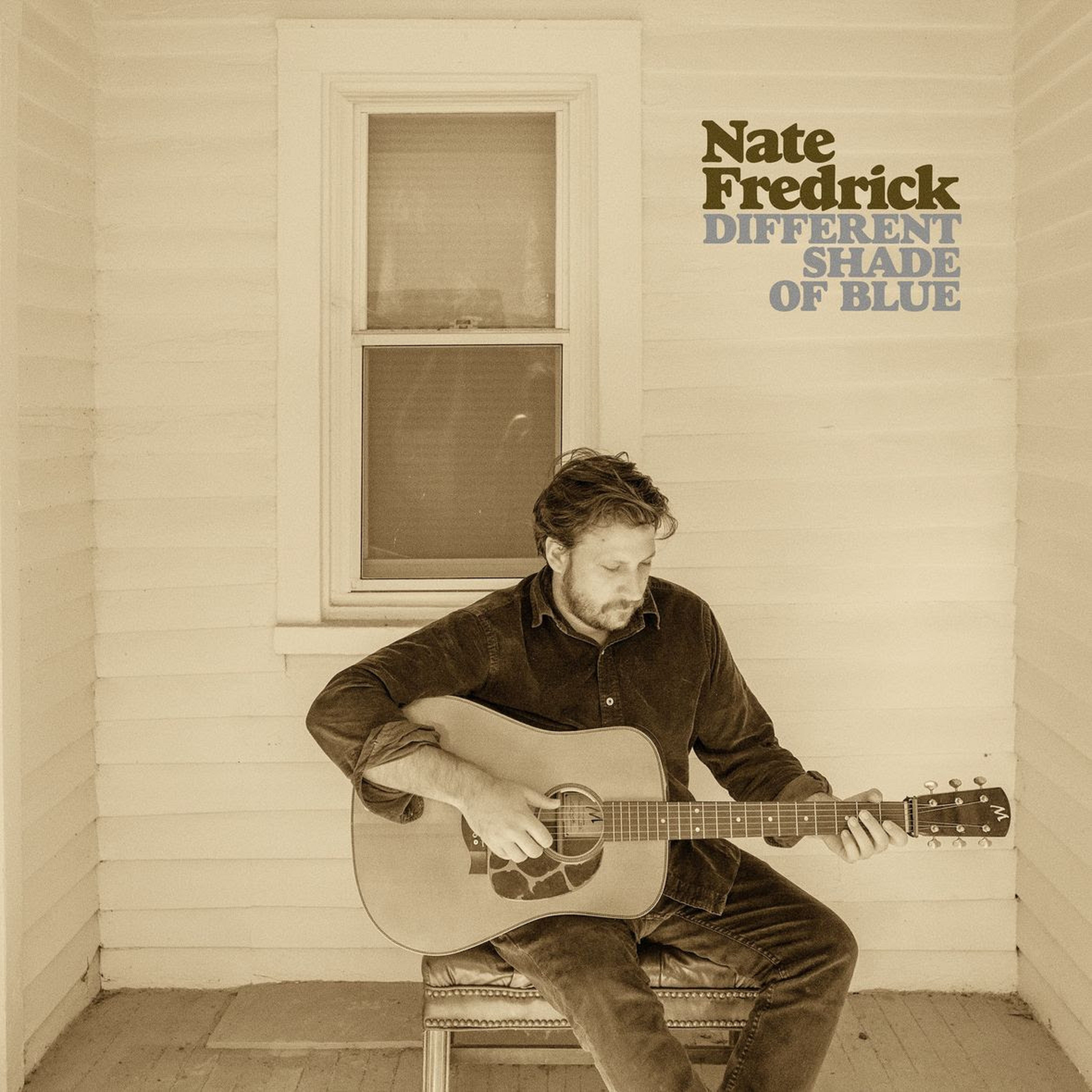 Nate Fredrick to Release Debut LP, Different Shade of Blue