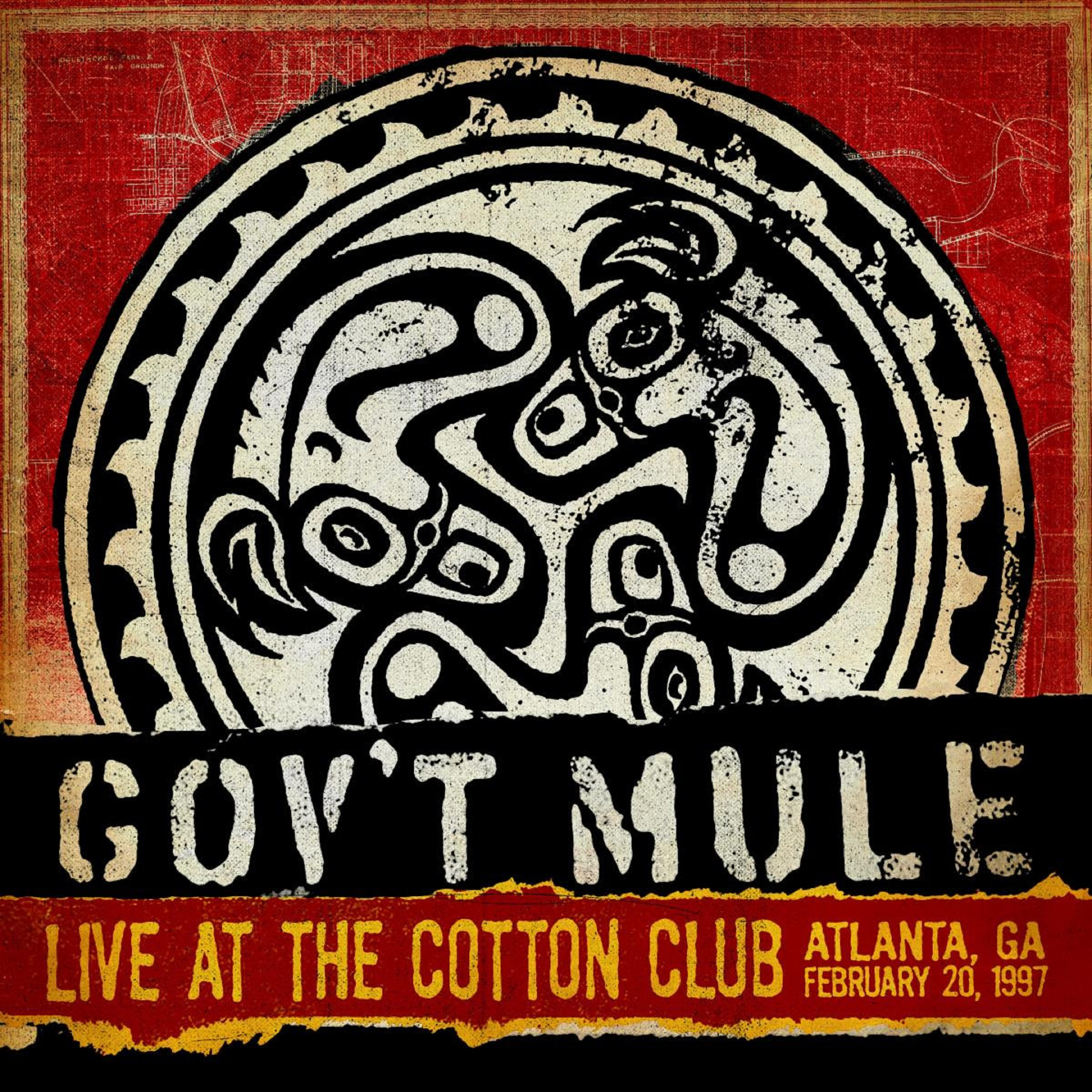 Gov't Mule Releases Live Album 'Live At The Cotton Club'