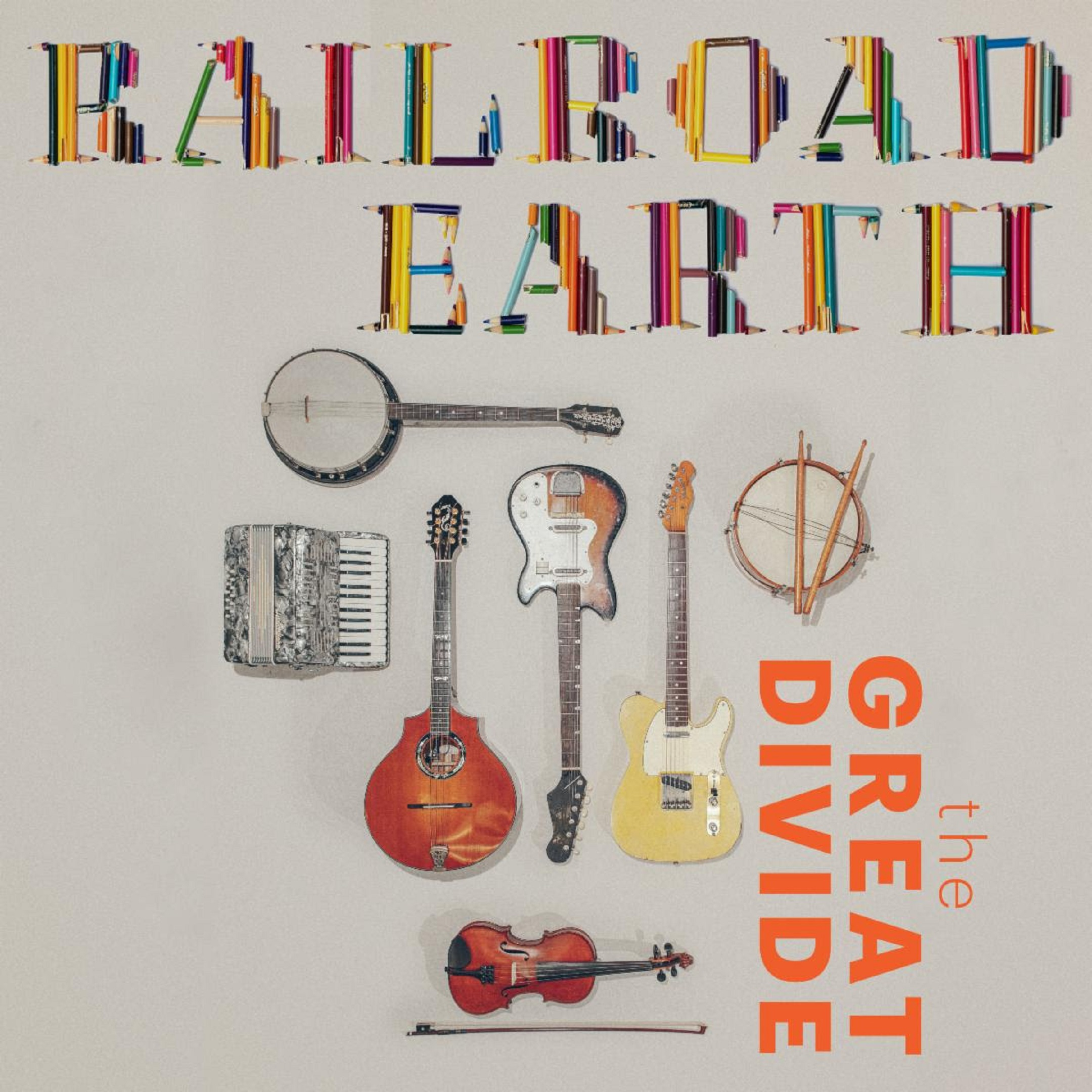 "New Railroad Earth Single ""The Great Divide"" Out Today"